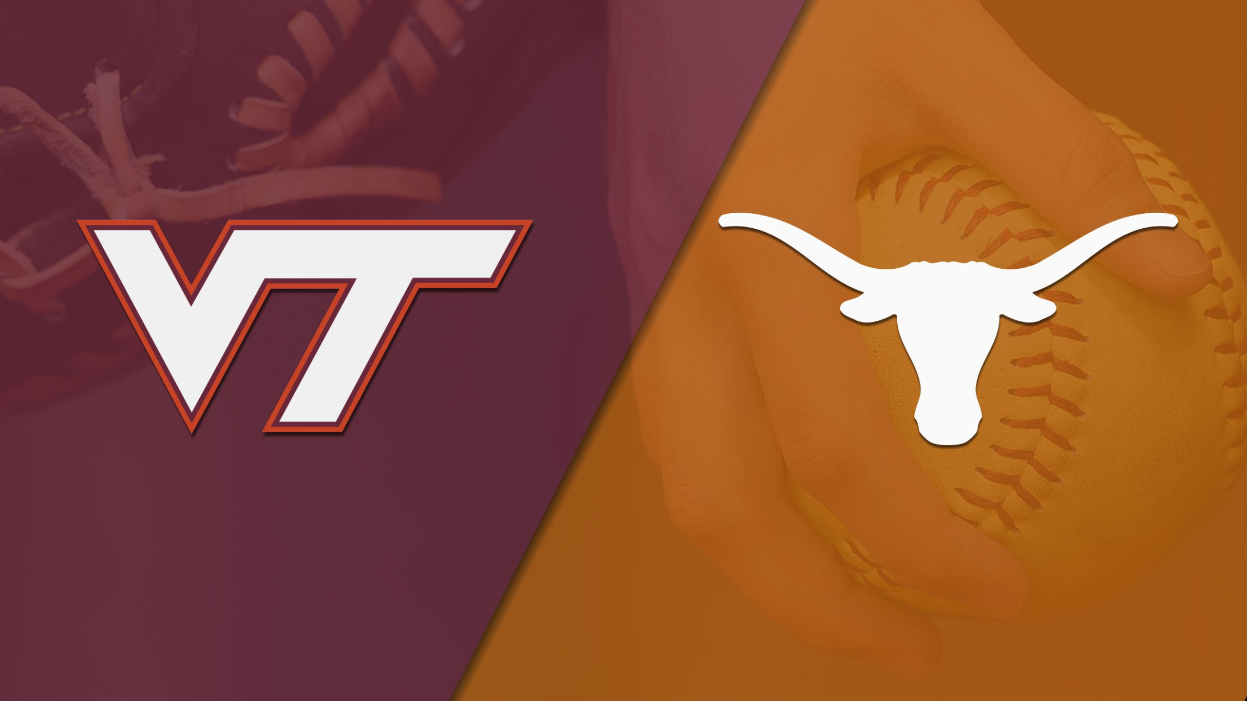 Virginia Tech vs. Texas (Softball)