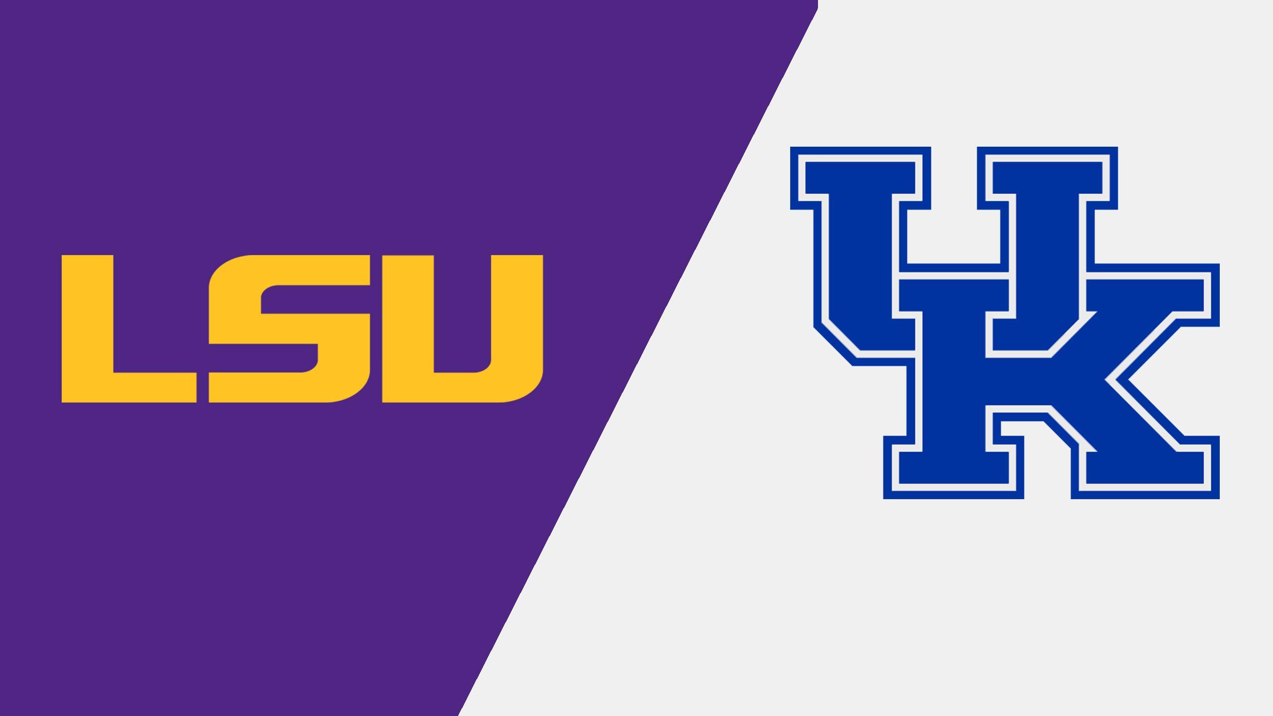 #8 LSU vs. #23 Kentucky (Softball)