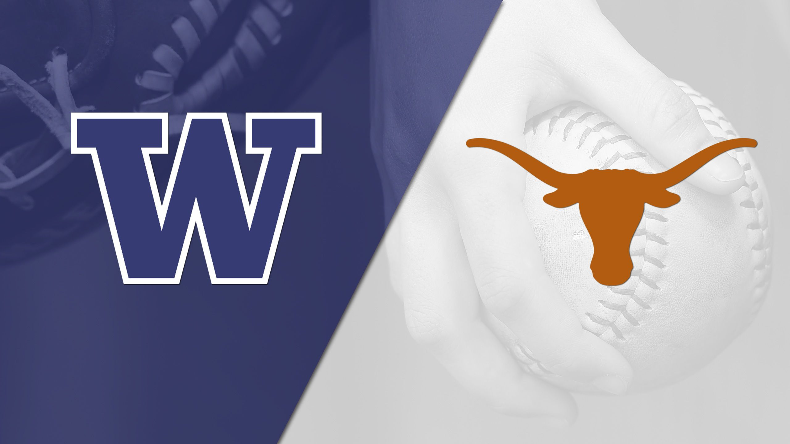 #3 Washington vs. Texas (Softball) (re-air)
