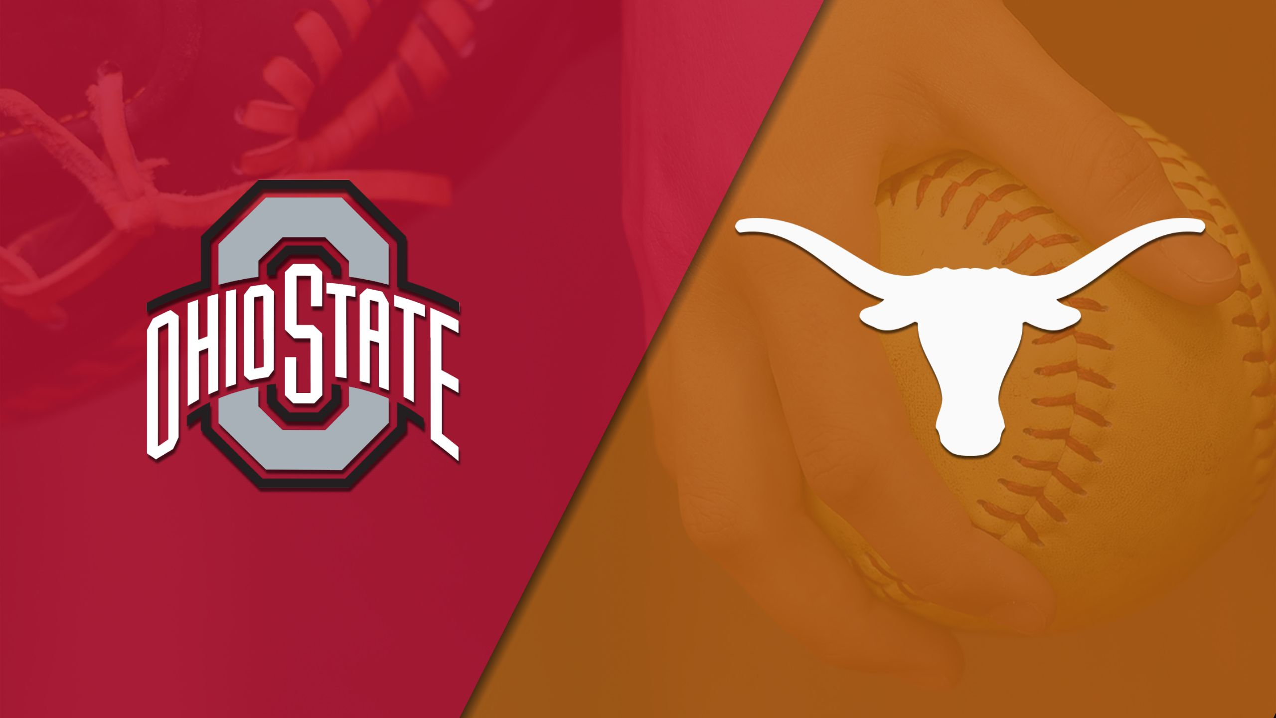 #21 Ohio State vs. Texas (Softball) (re-air)