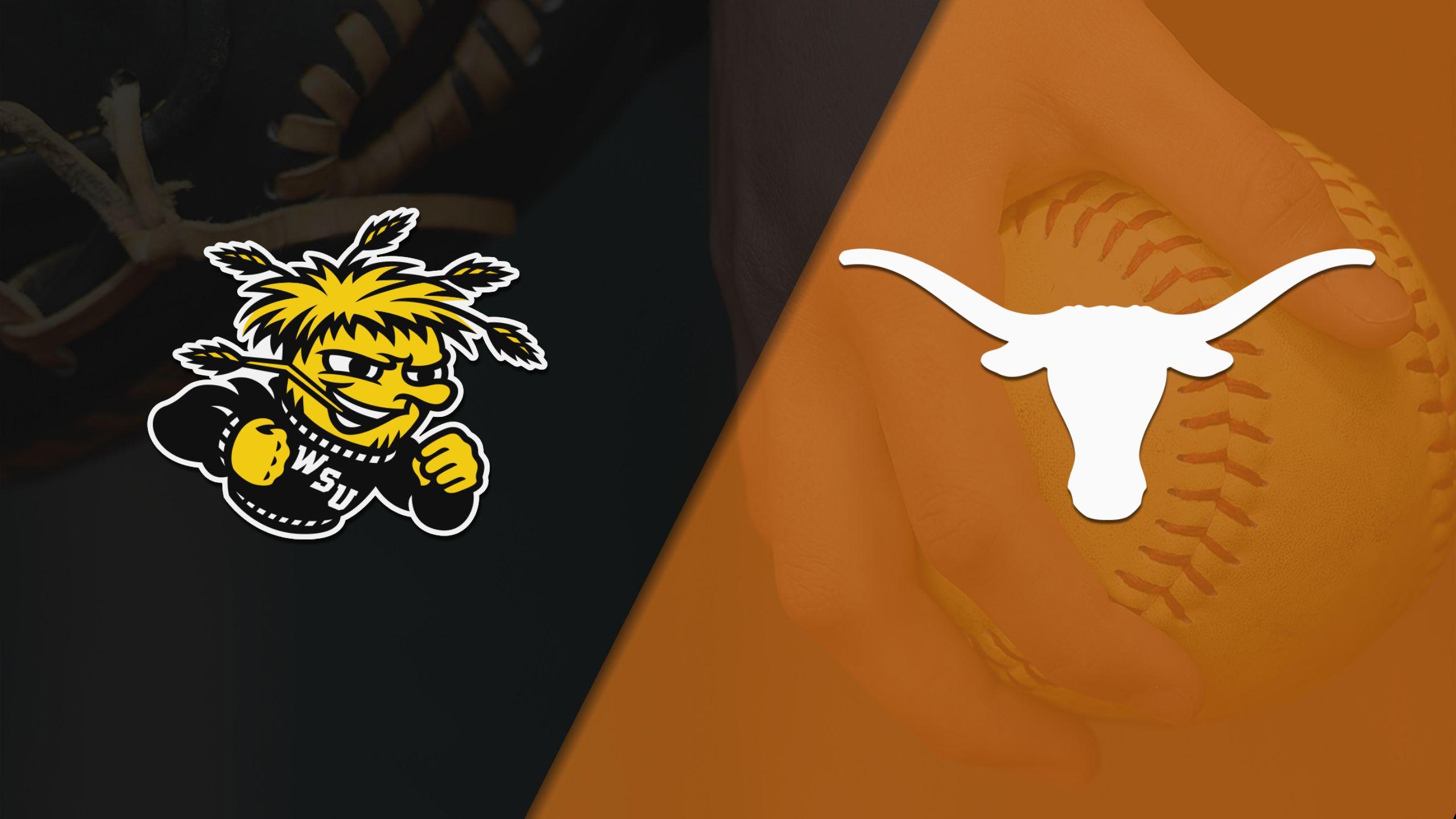 Wichita State vs. Texas (Softball) (re-air)