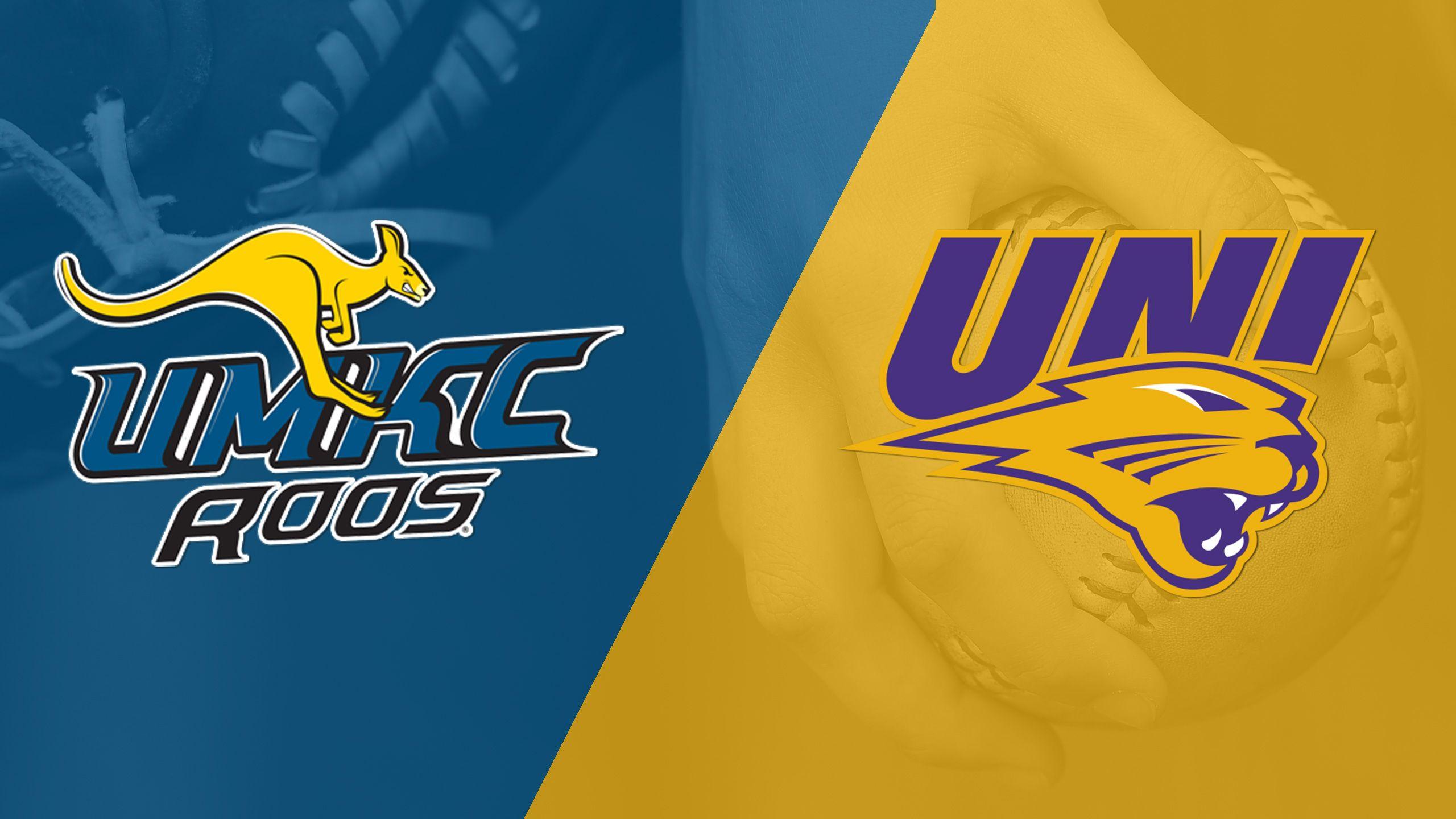 UMKC vs. Northern Iowa (Softball)
