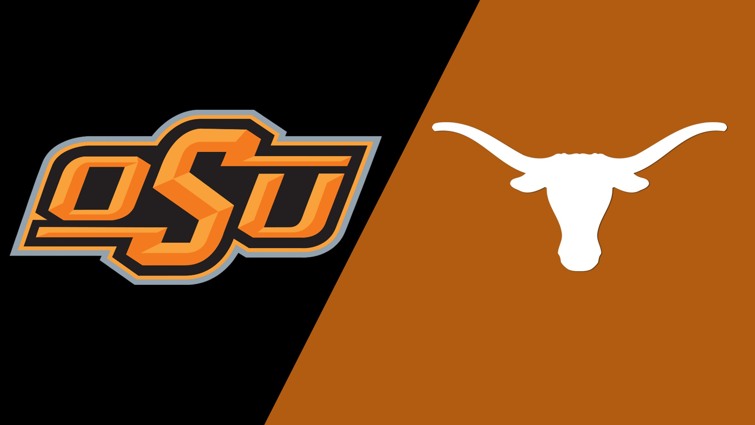 Oklahoma State vs. Texas (Softball) (re-air)