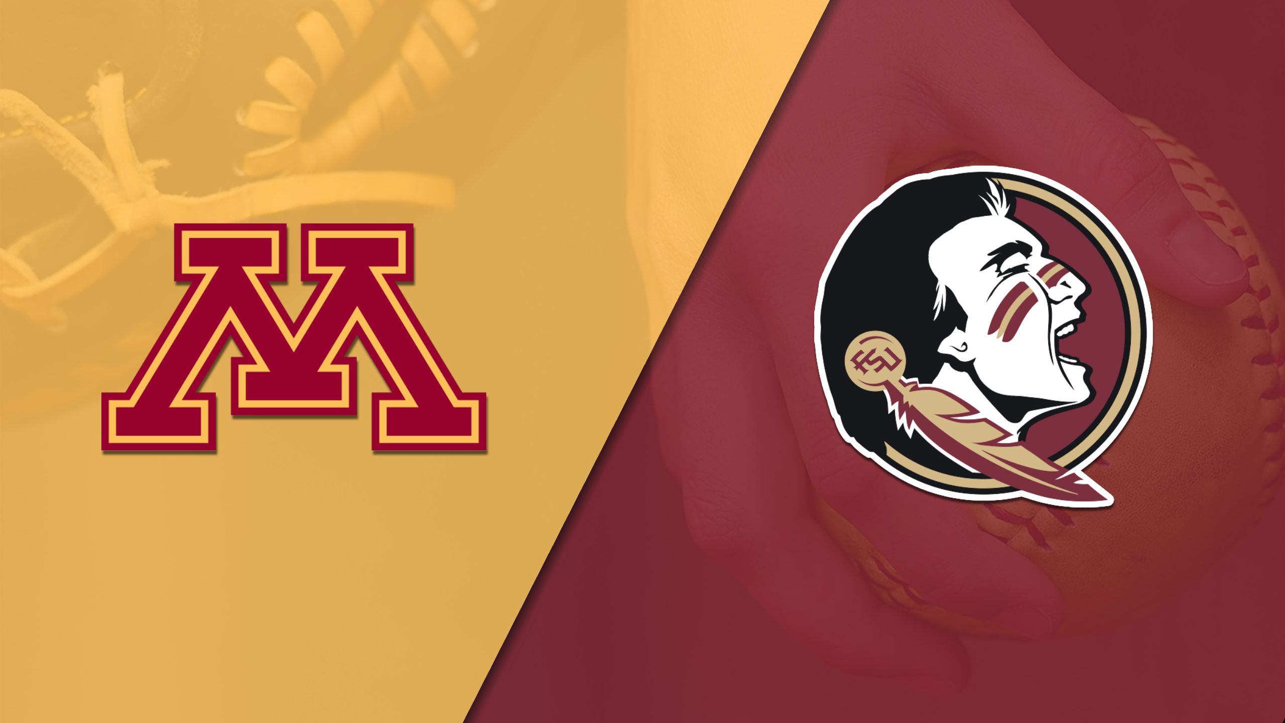 #14 Minnesota vs. #6 Florida State (Softball)