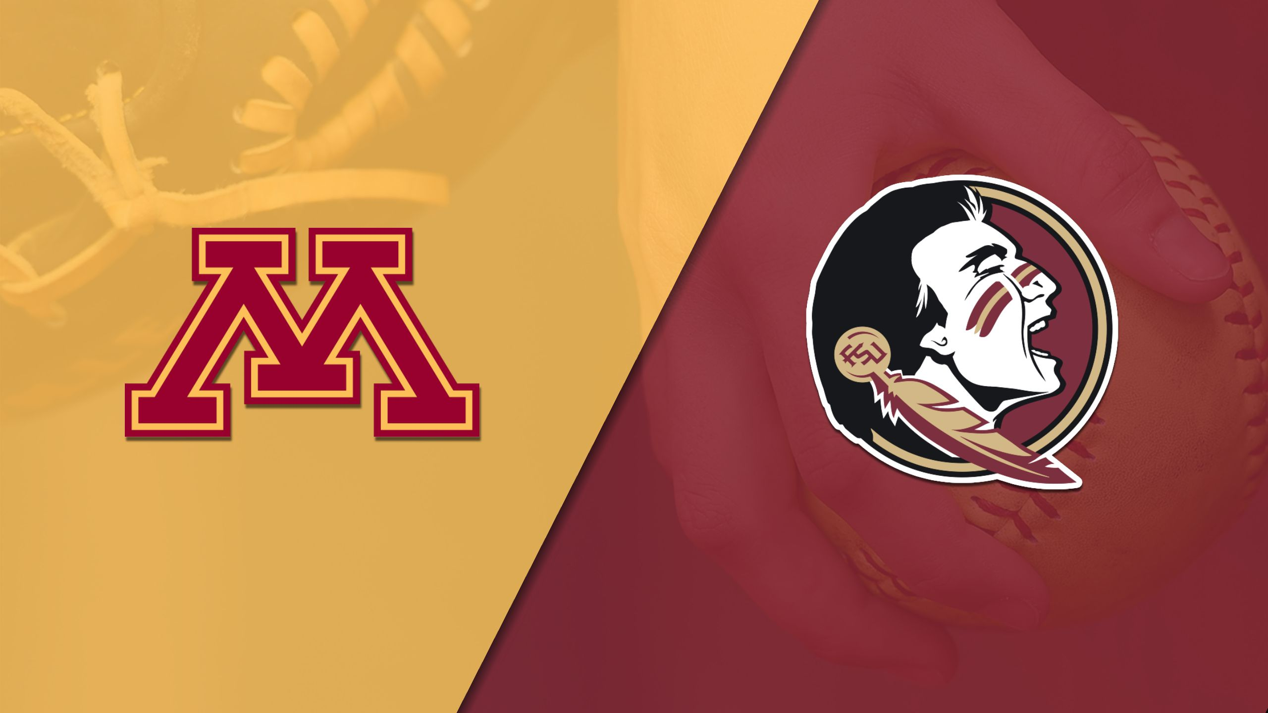 #14 Minnesota vs. #6 Florida State (Softball)