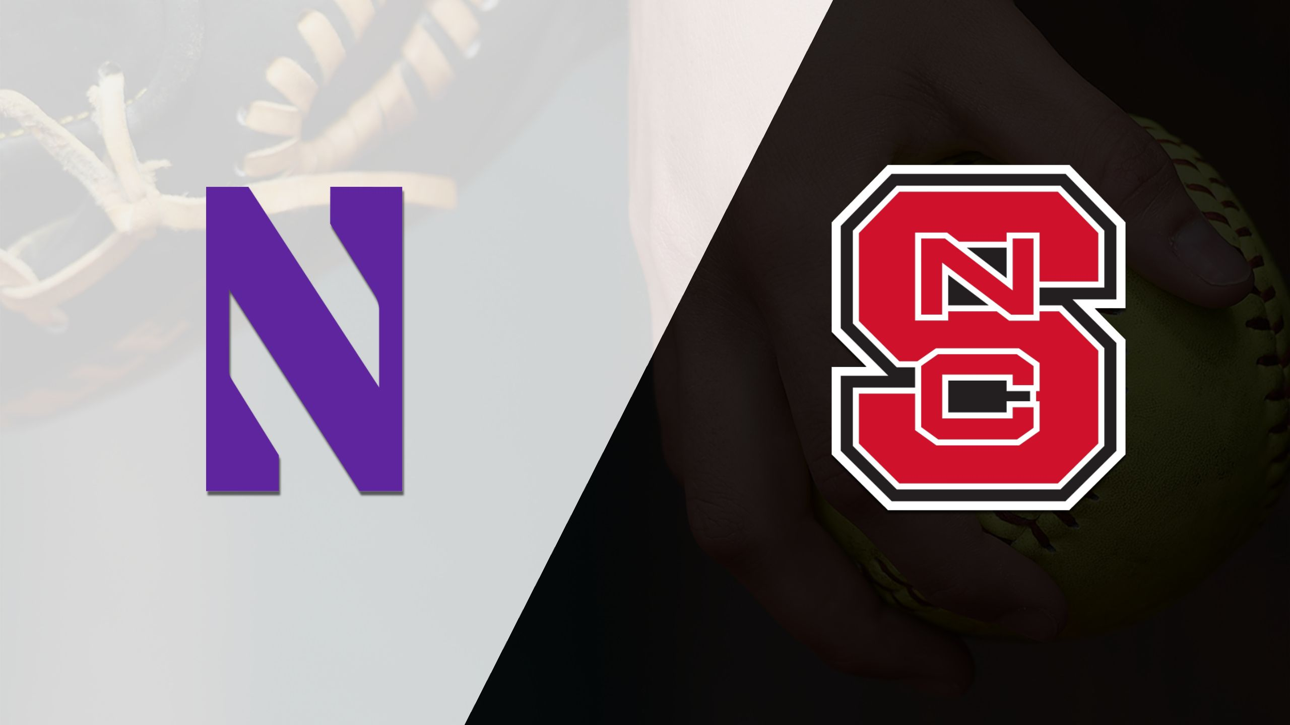 Northwestern vs. NC State (Softball)
