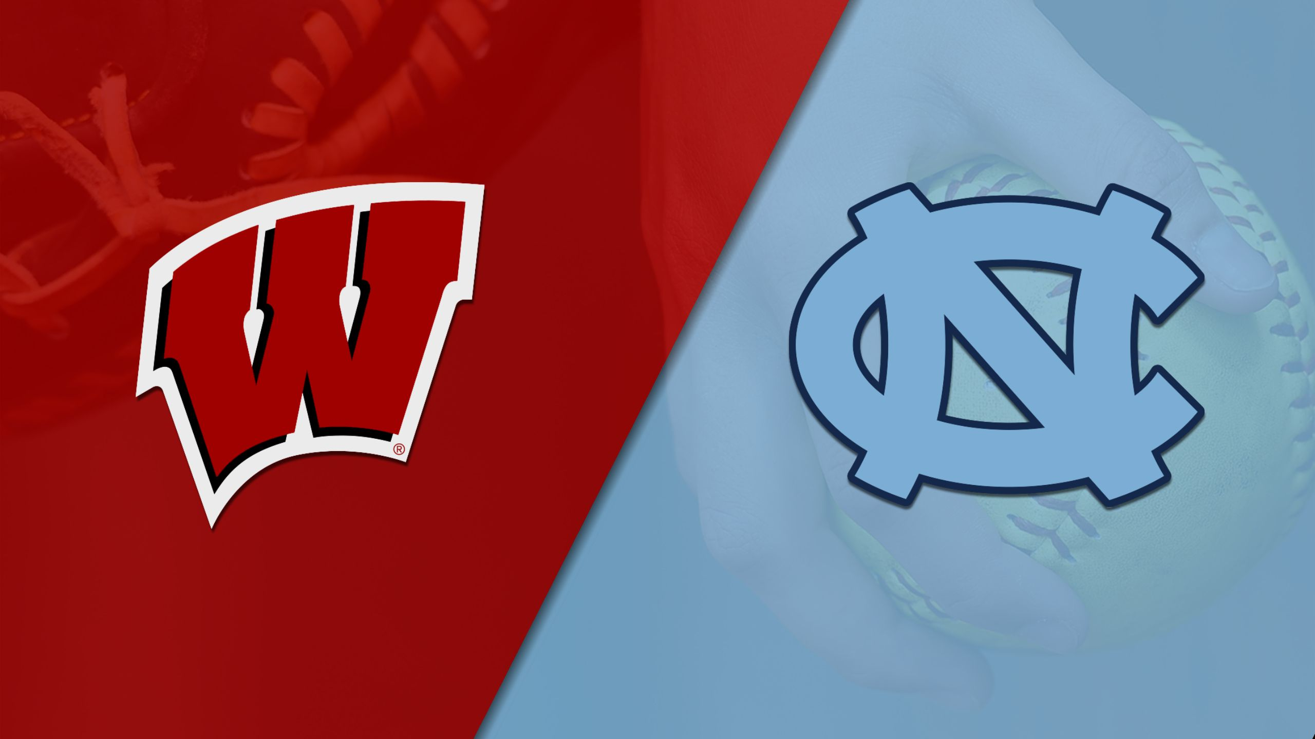 Wisconsin vs. North Carolina (Softball)
