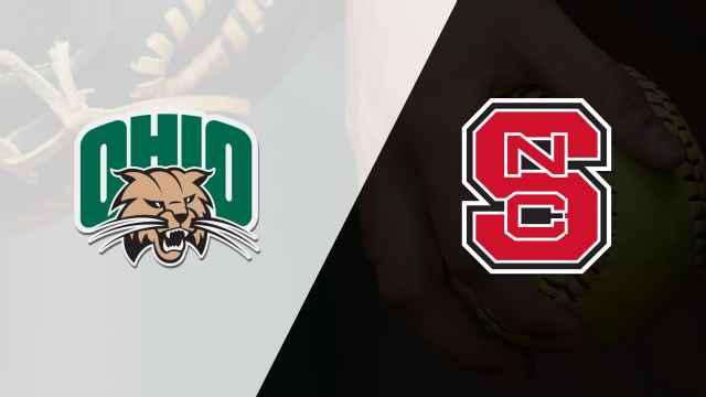 Ohio vs. NC State (Softball)