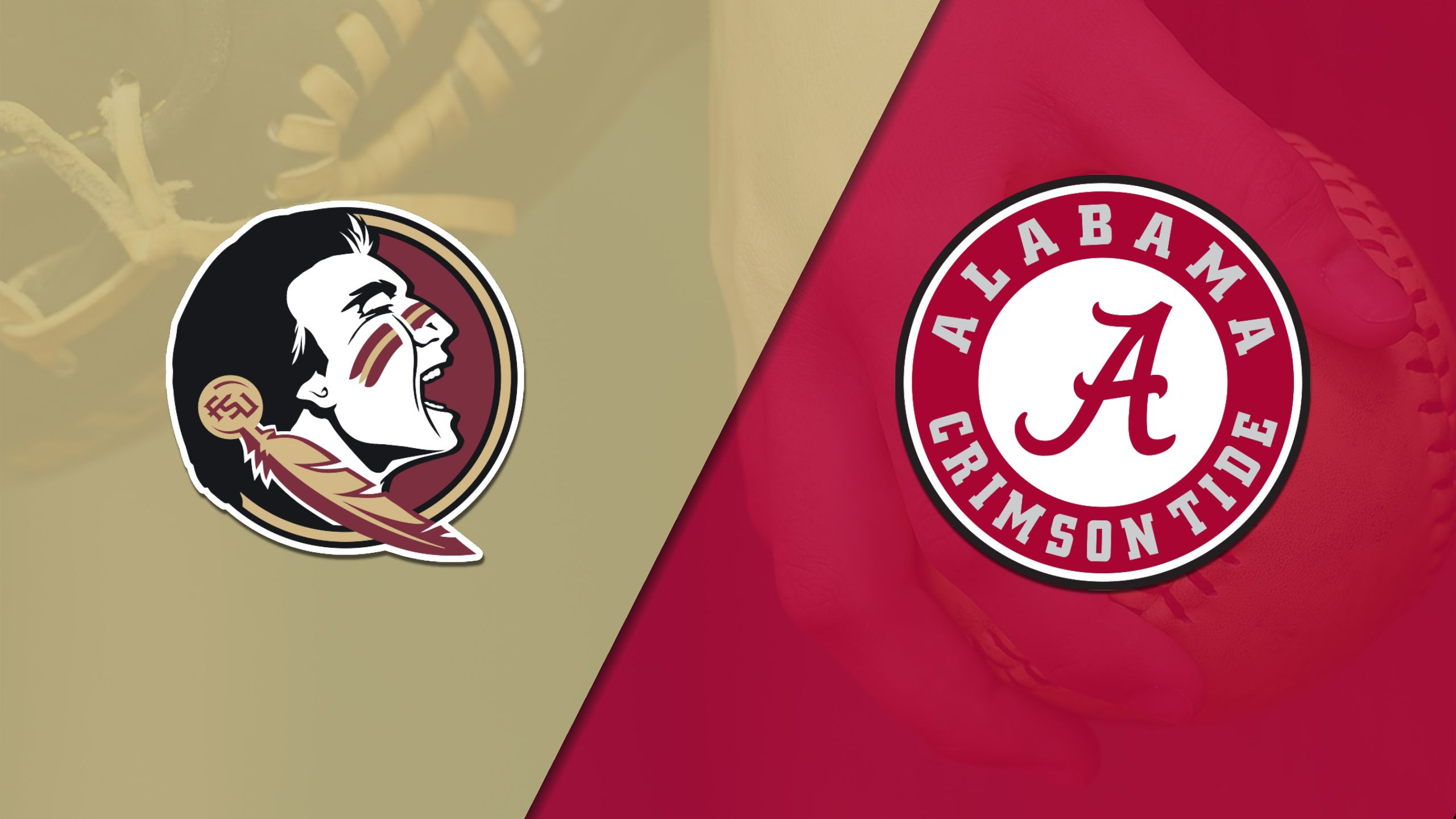 #7 Florida State vs. #13 Alabama (Softball)