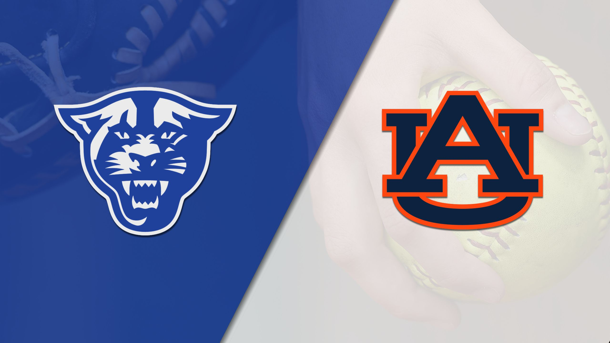 Georgia State vs. #13 Auburn (Softball)