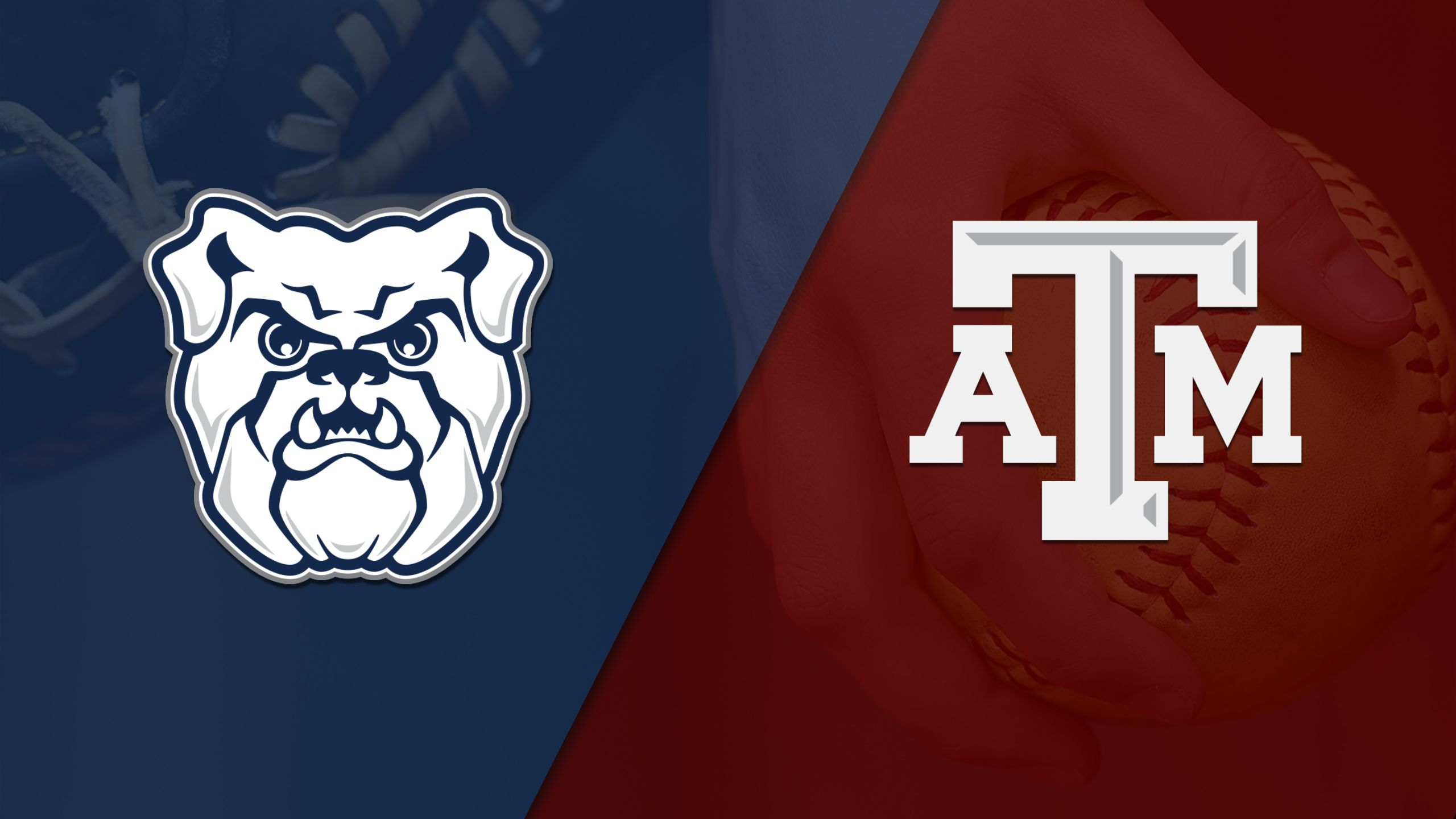 Butler vs. #8 Texas A&M (Softball)