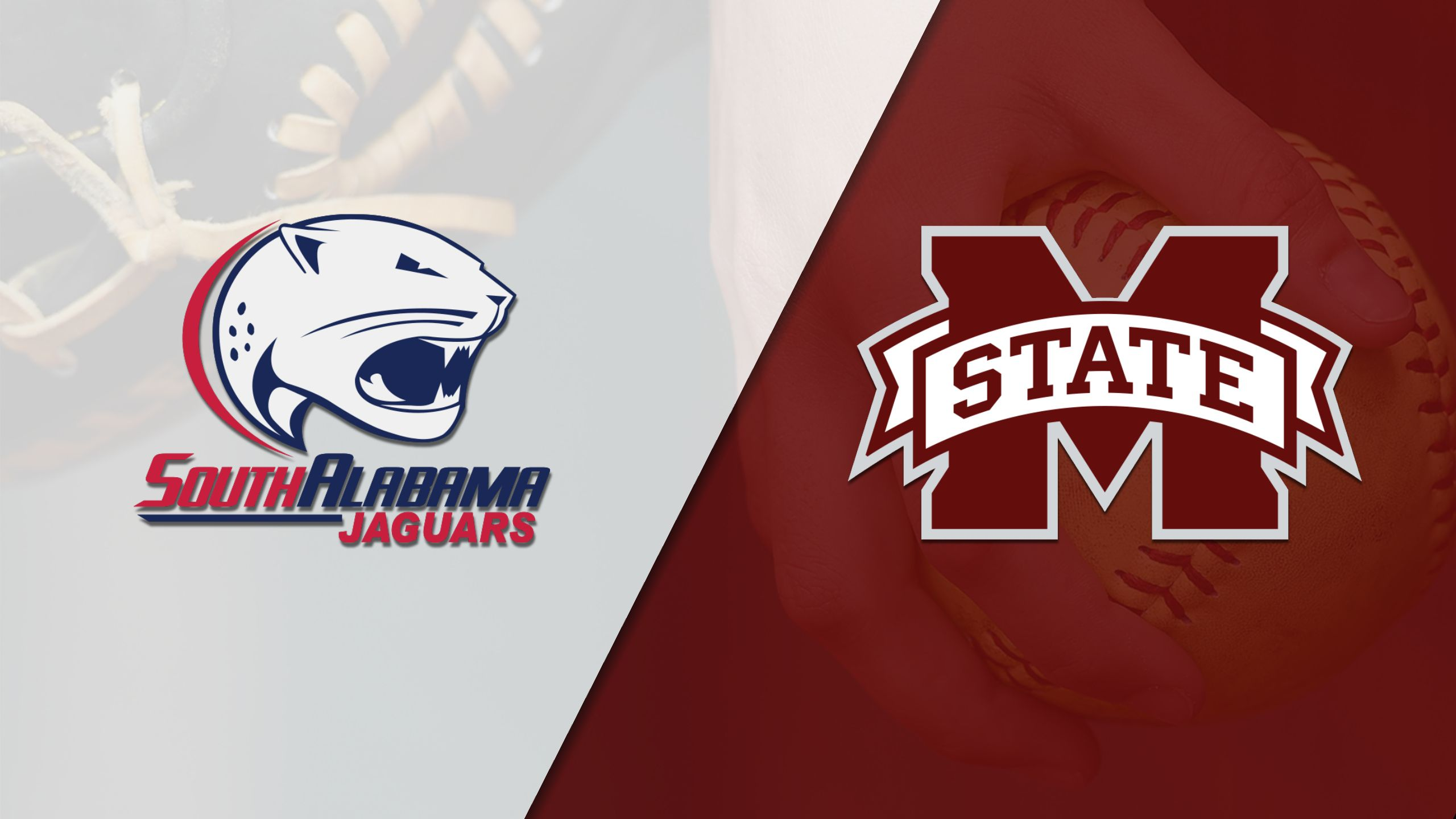 South Alabama vs. Mississippi State (Softball)