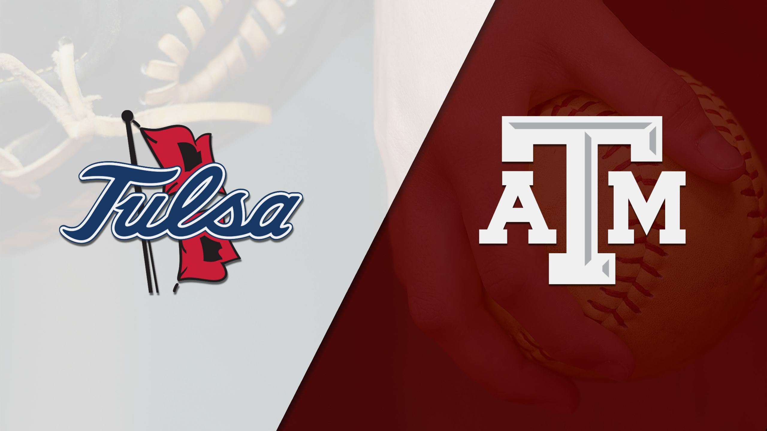 Tulsa vs. #8 Texas A&M (Softball)