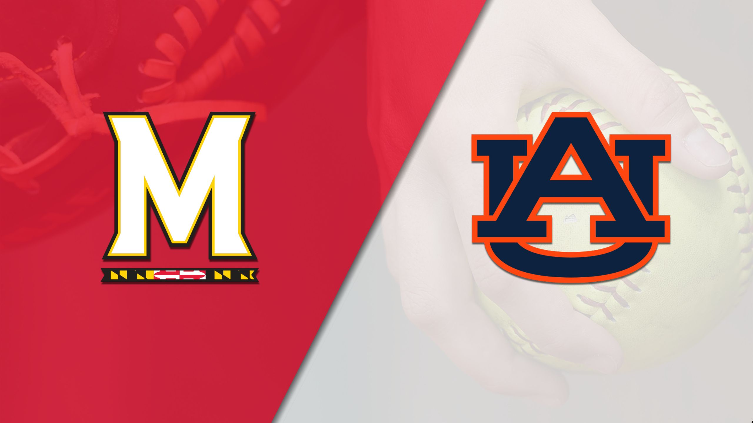 Maryland vs. #13 Auburn (Softball)