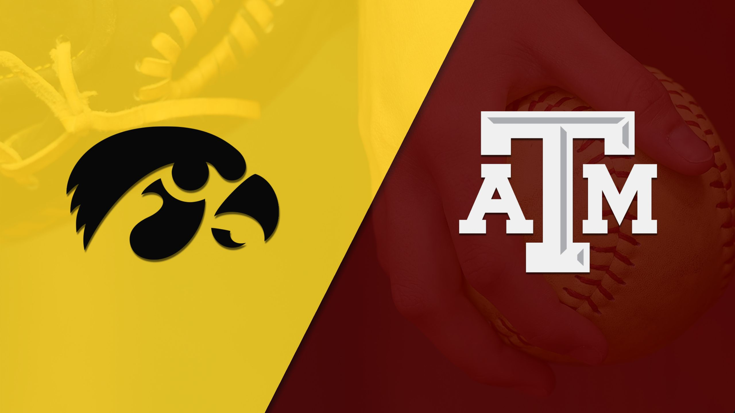 Iowa vs. #8 Texas A&M (Softball)
