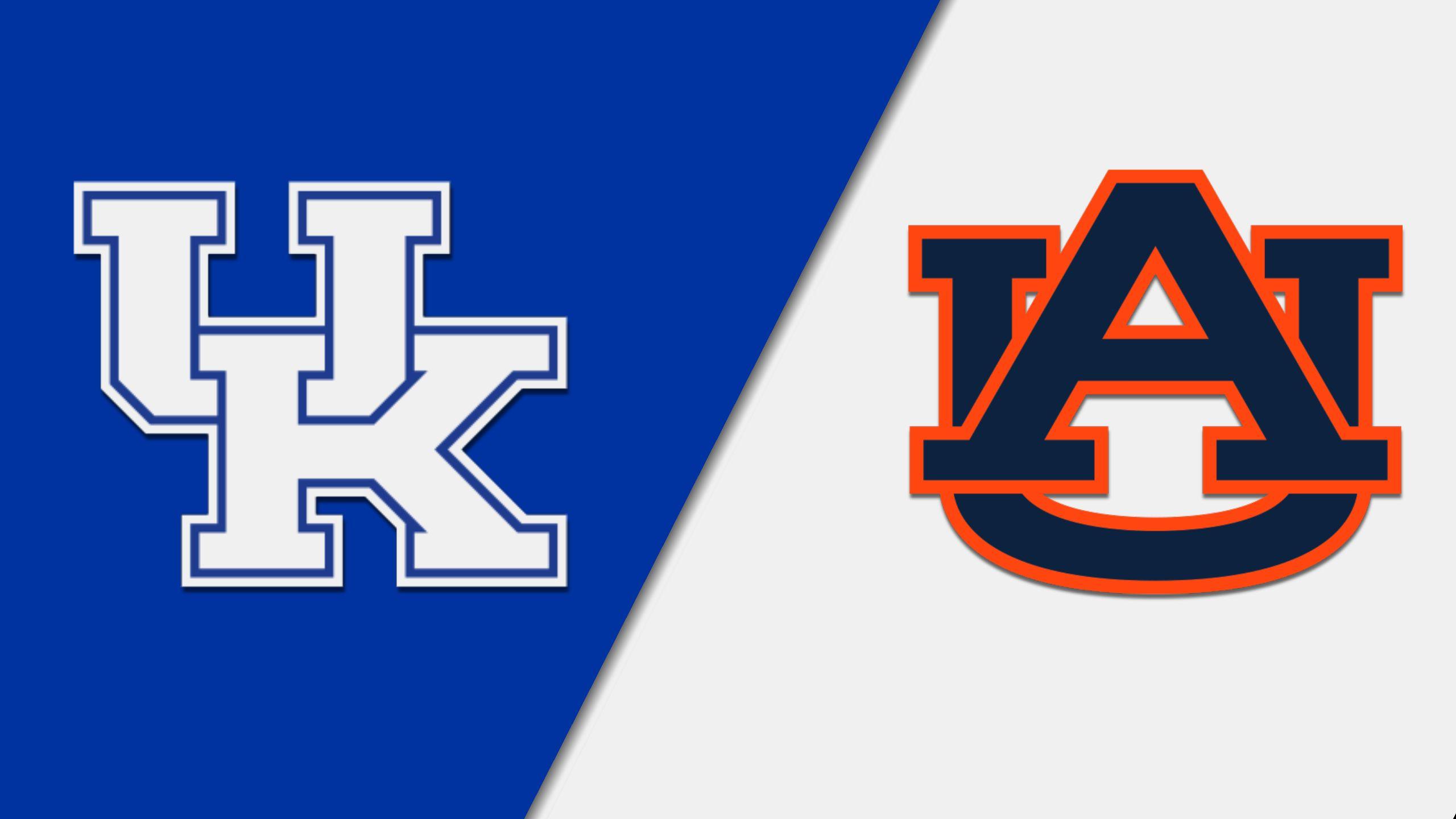 #18 Kentucky vs. #13 Auburn (Softball)