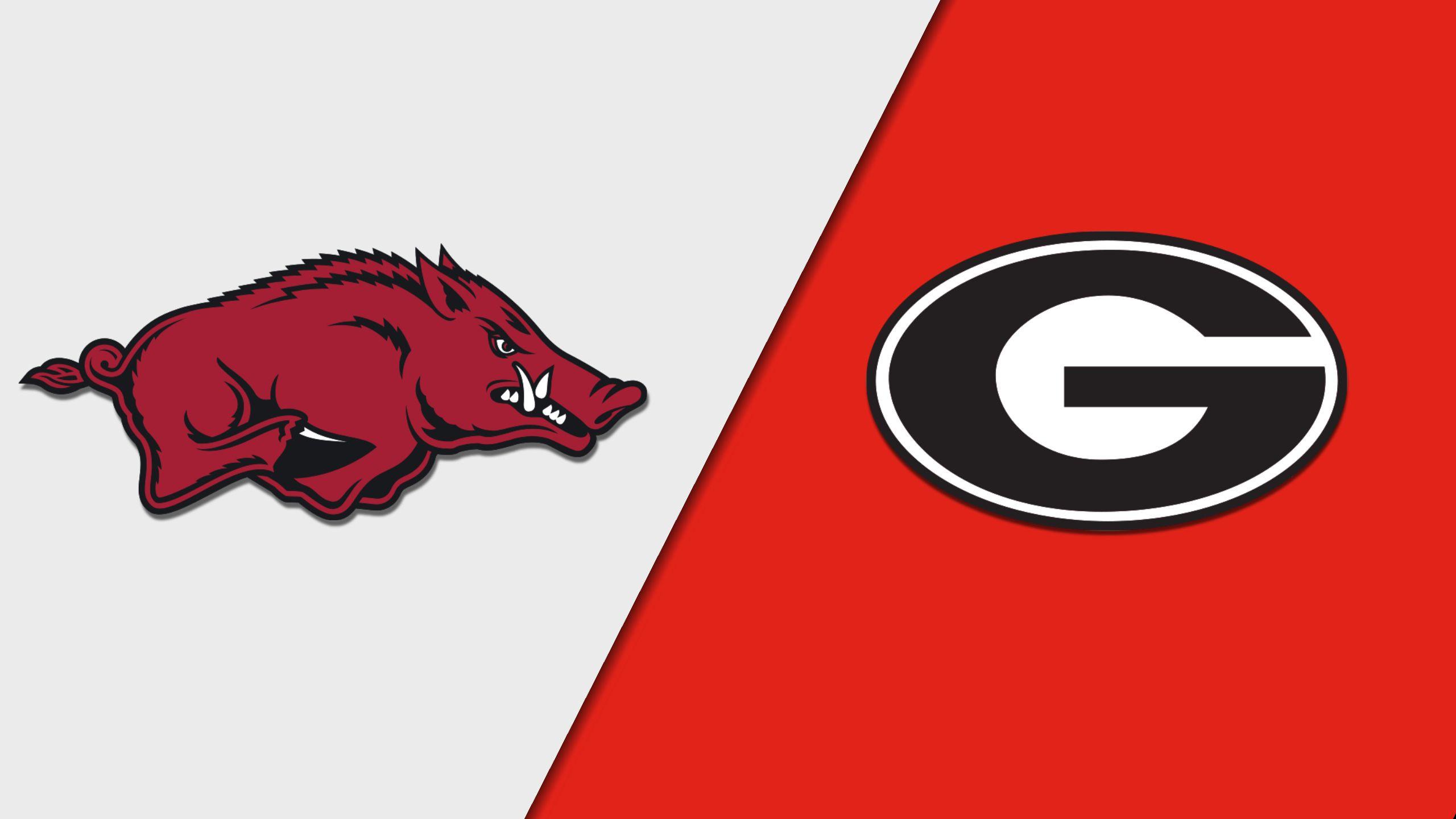 Arkansas vs. #11 Georgia (Softball)