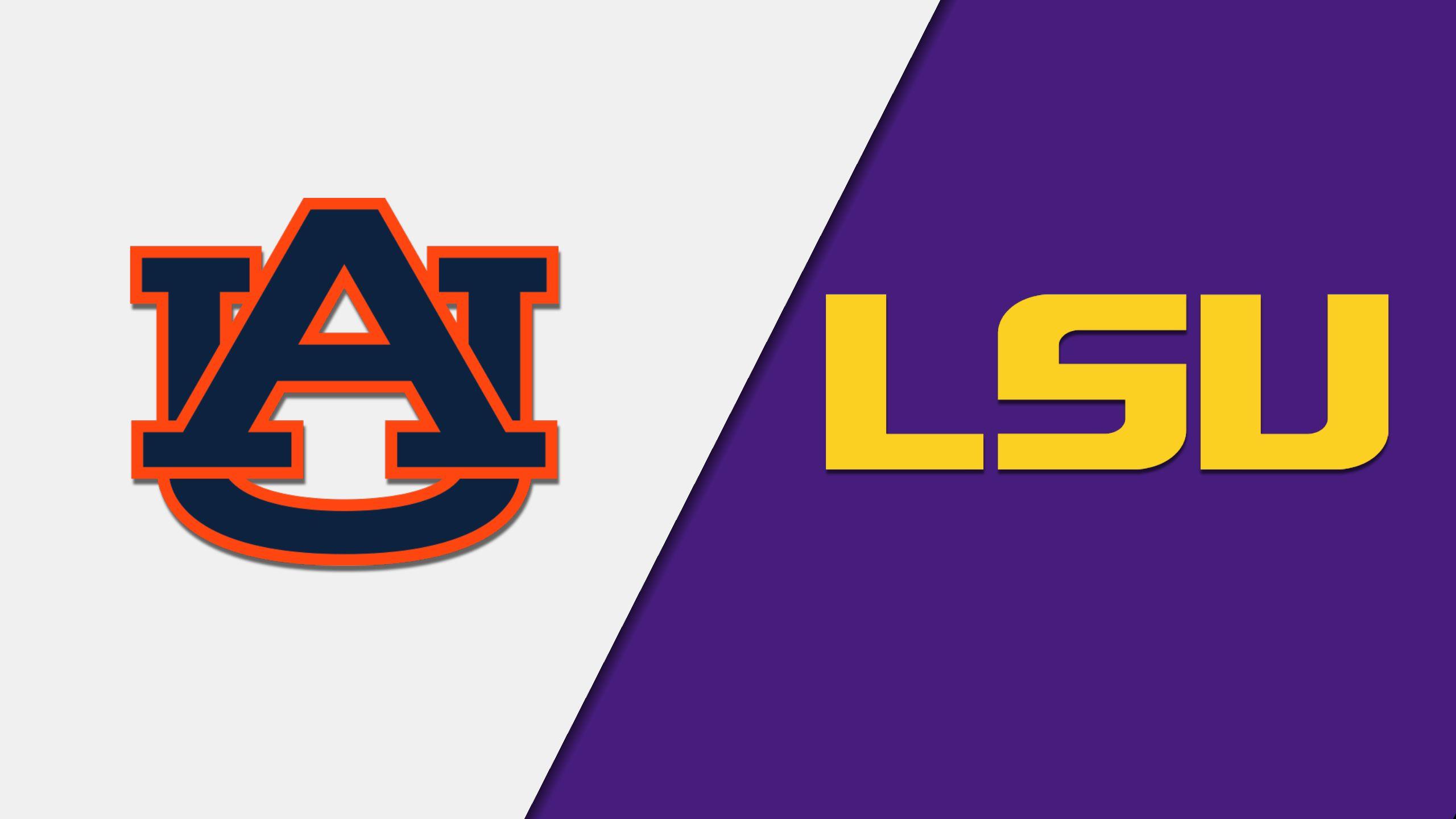 #10 Auburn vs. #8 LSU (Softball)