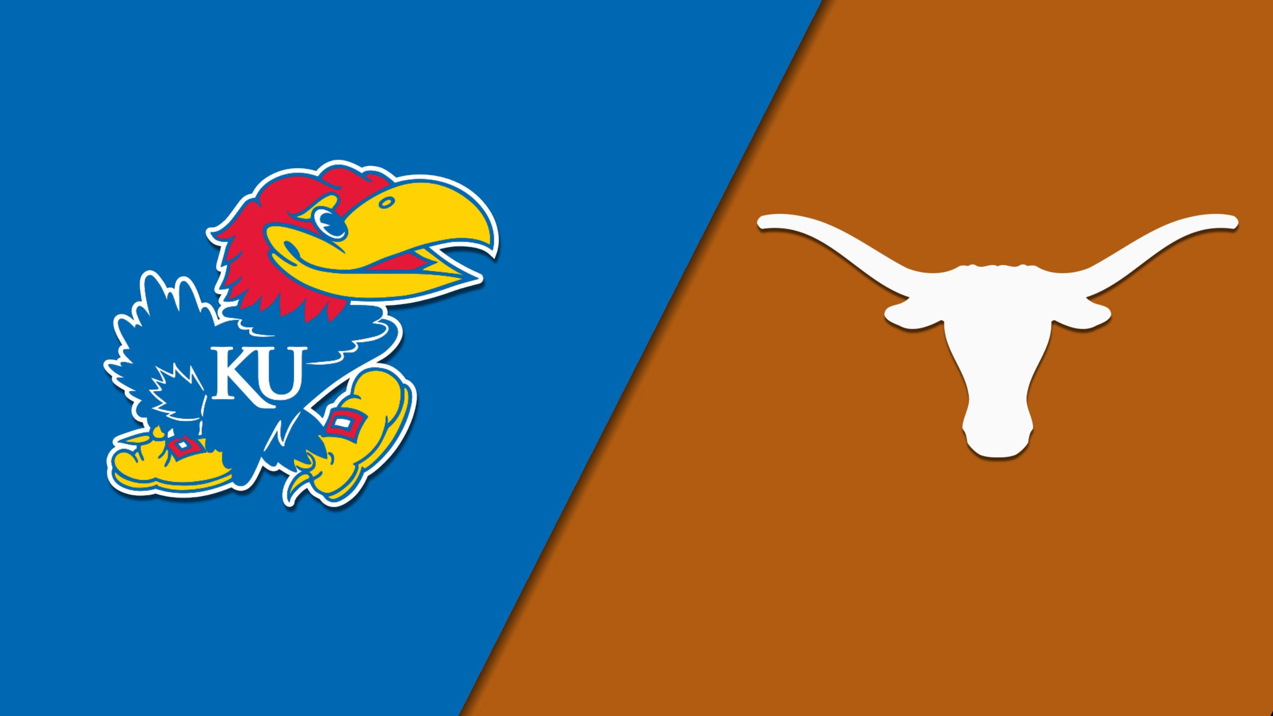 Kansas vs. Texas (Softball)