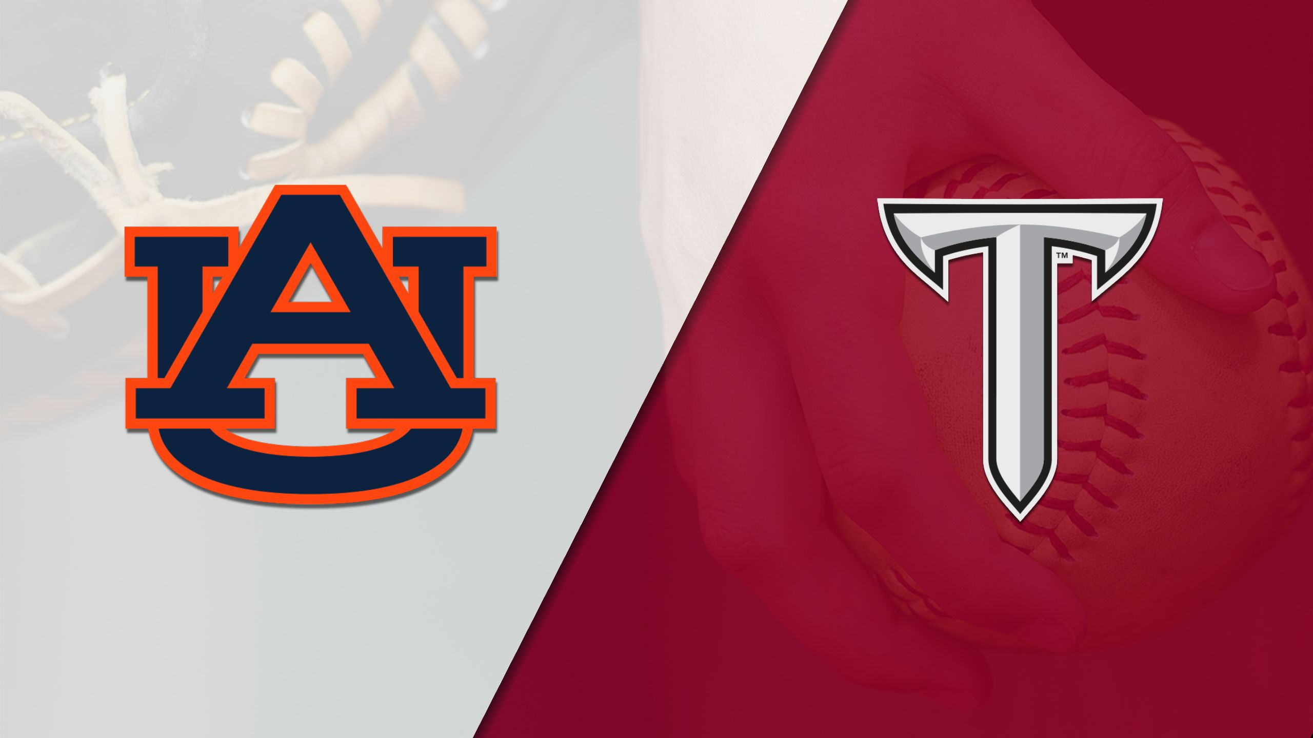 #13 Auburn vs. Troy (Softball)