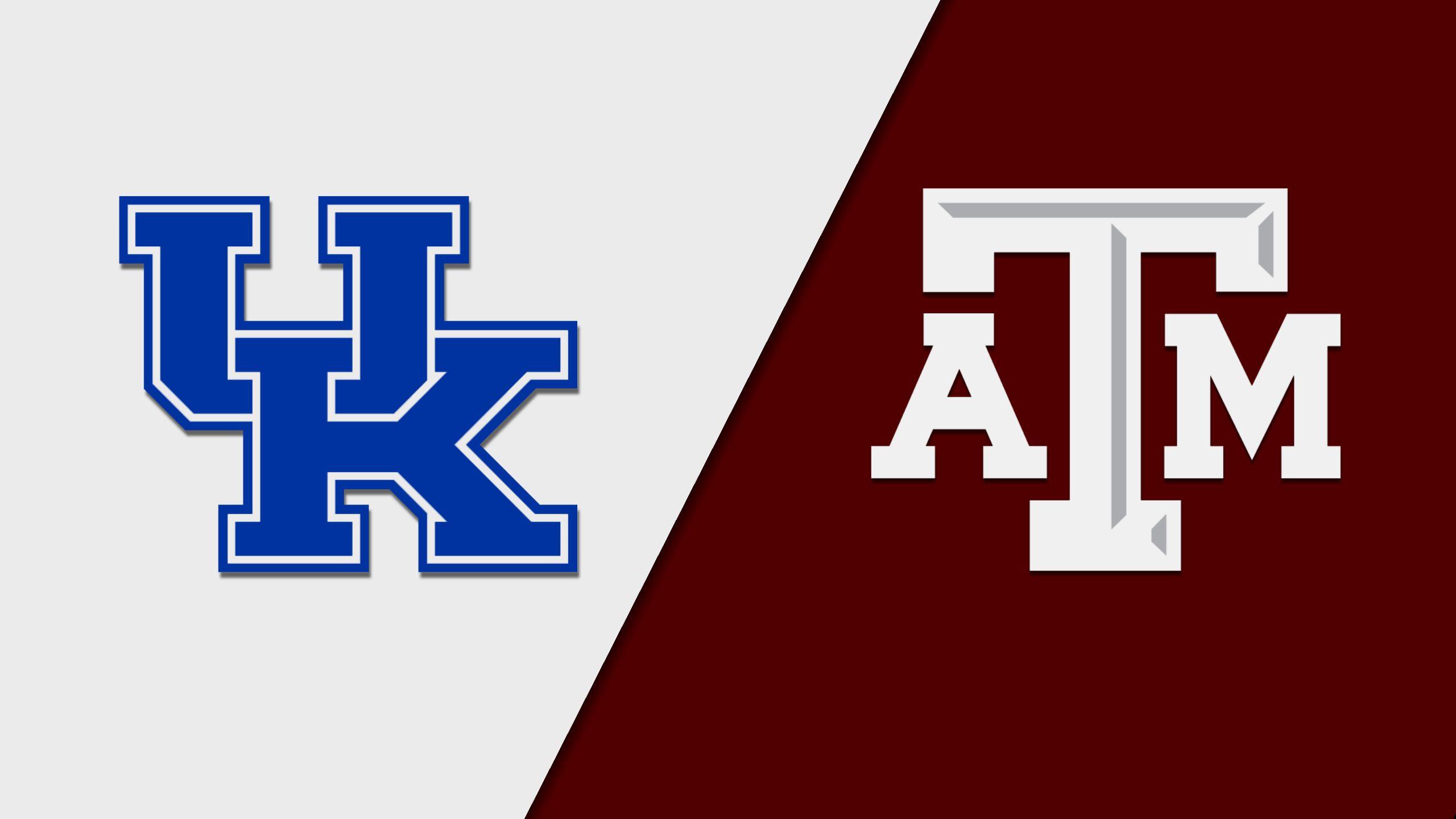 #19 Kentucky vs. #9 Texas A&M (Softball)