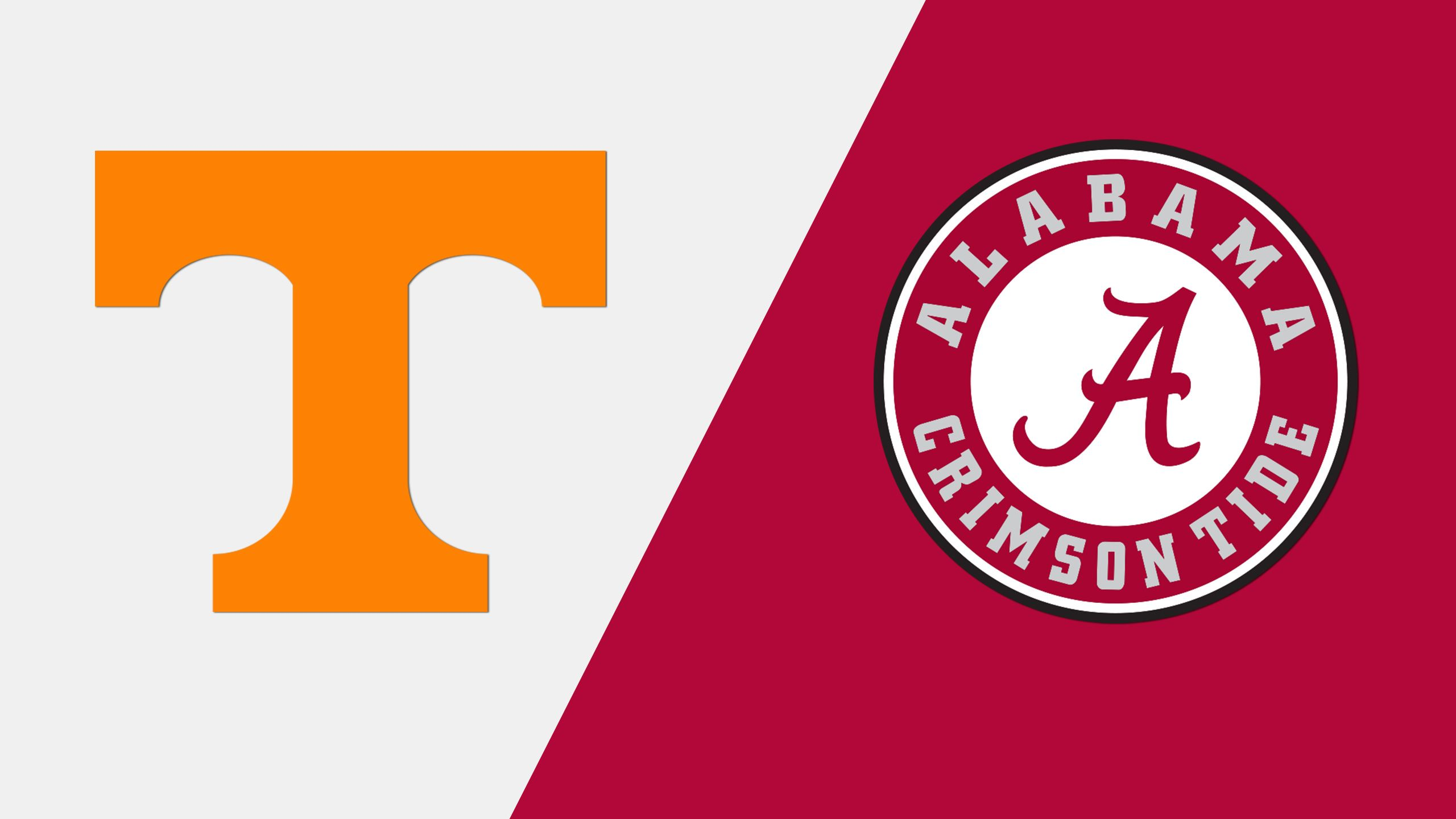 Tennessee vs. Alabama (Softball) (re-air)