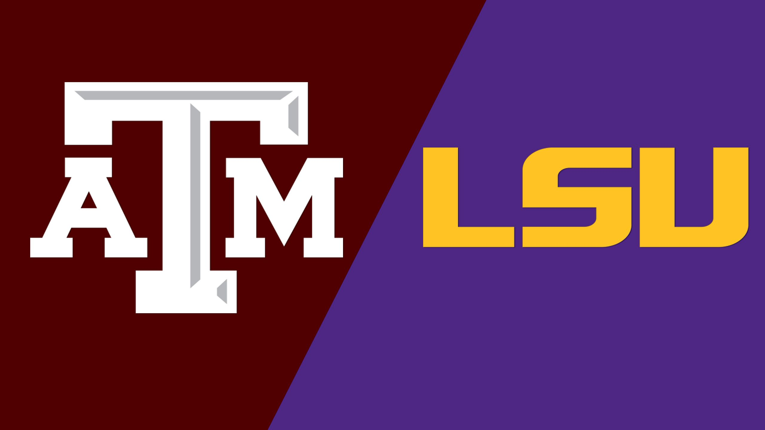 #9 Texas A&M vs. #15 LSU (Softball) (re-air)