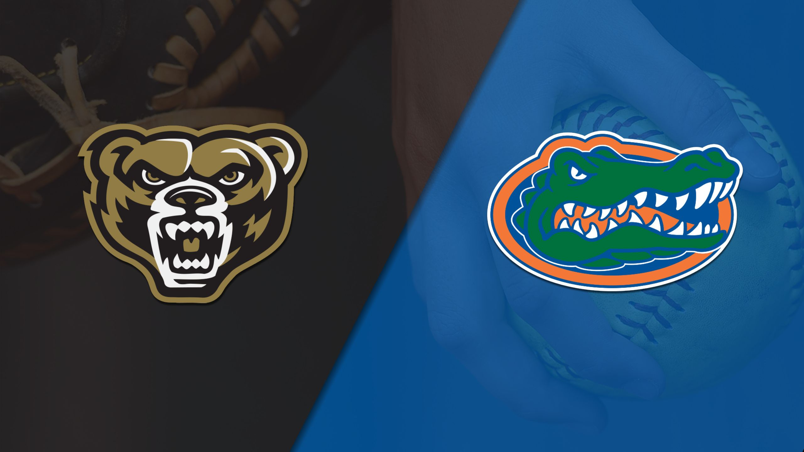 Oakland vs. #1 Florida (Softball)