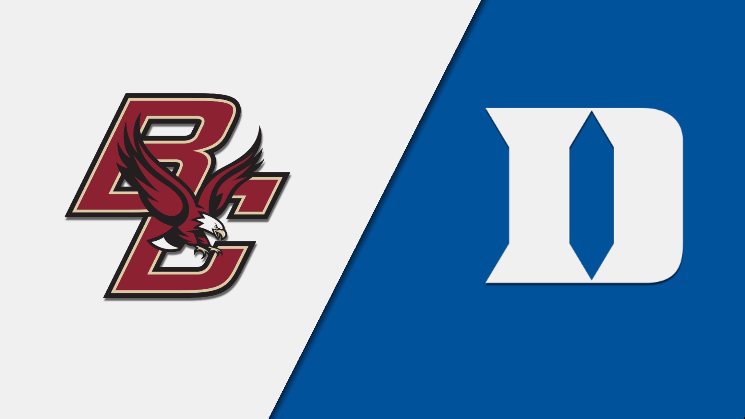 Boston College vs. Duke (Softball)