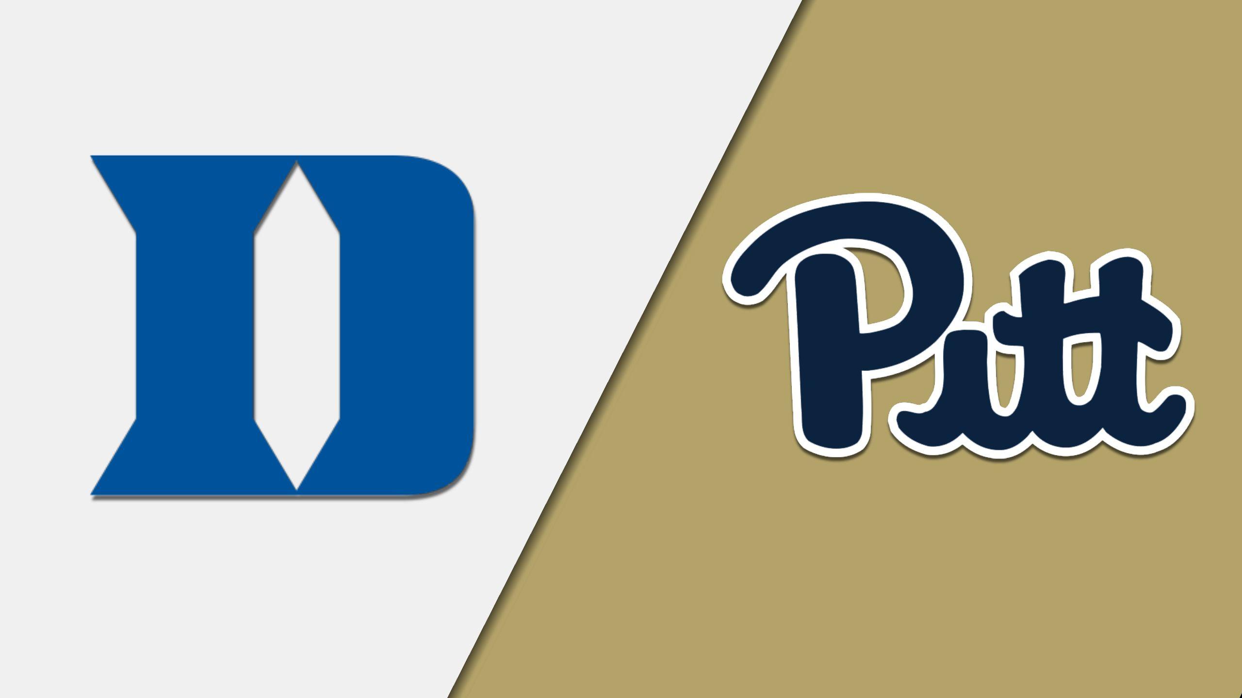 Duke vs. Pittsburgh (Softball)