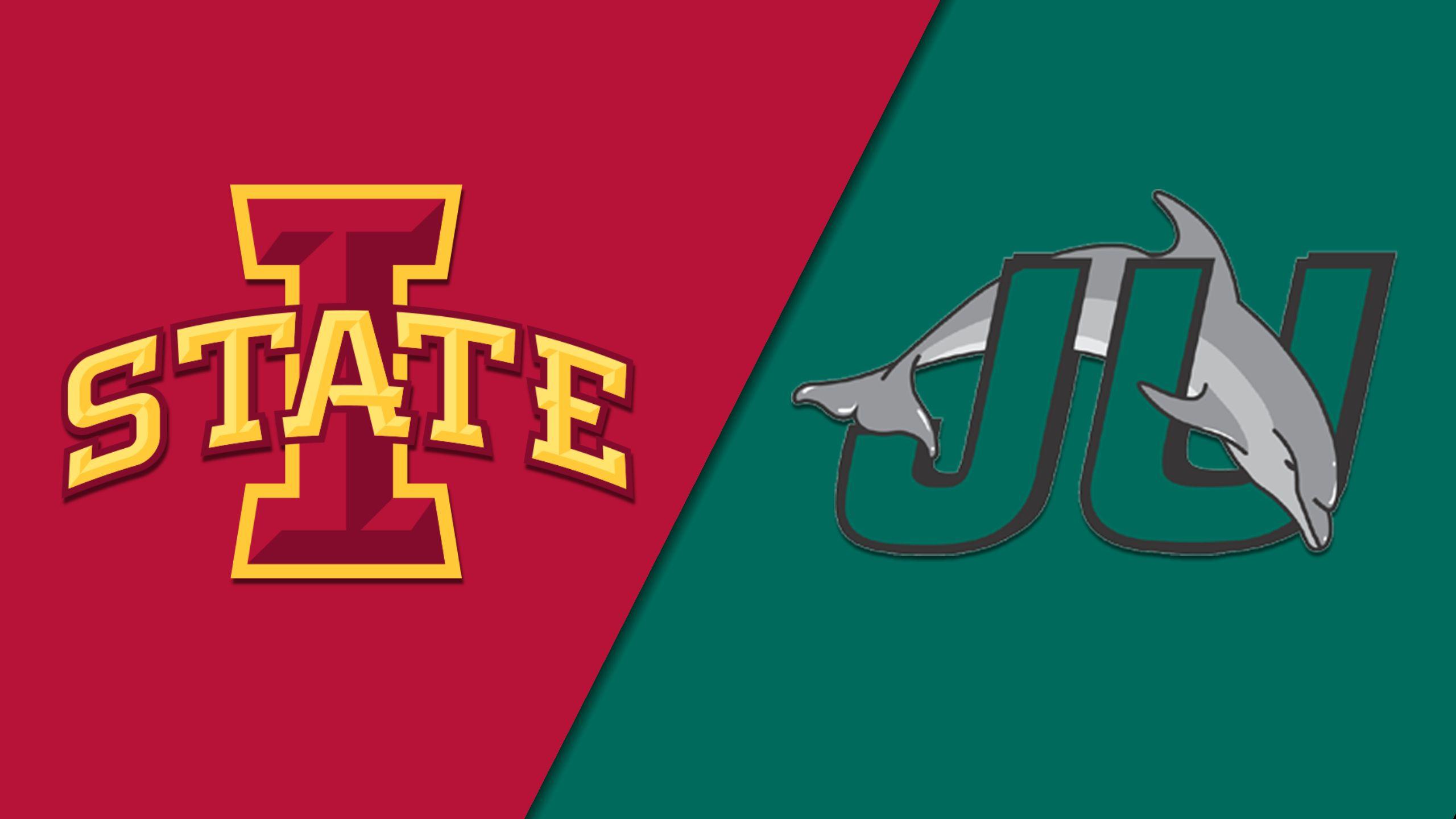 Iowa State vs. Jacksonville (Softball)