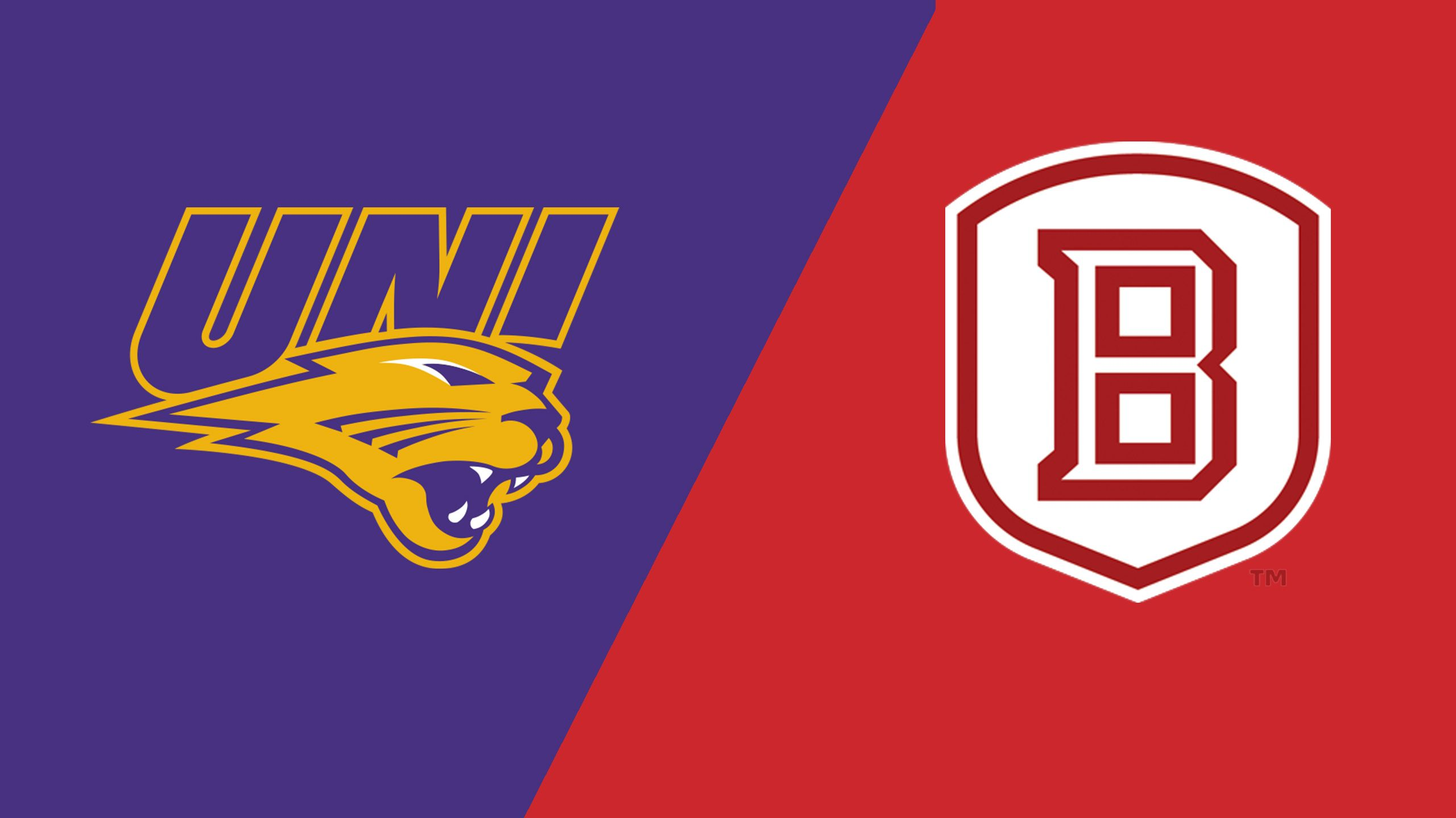 Northern Iowa vs. Bradley (Softball)