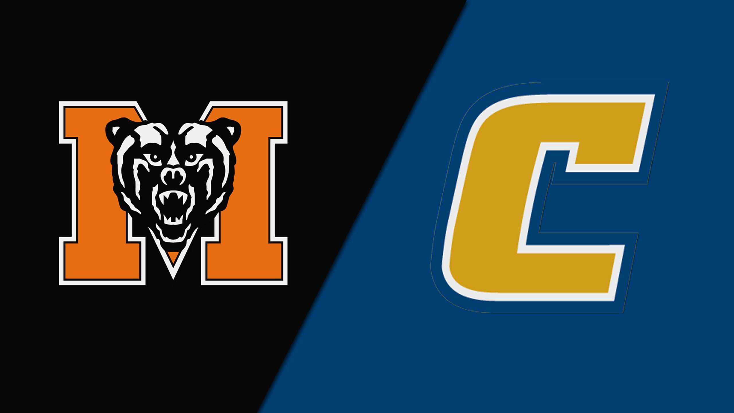 Mercer vs. Chattanooga (Softball)