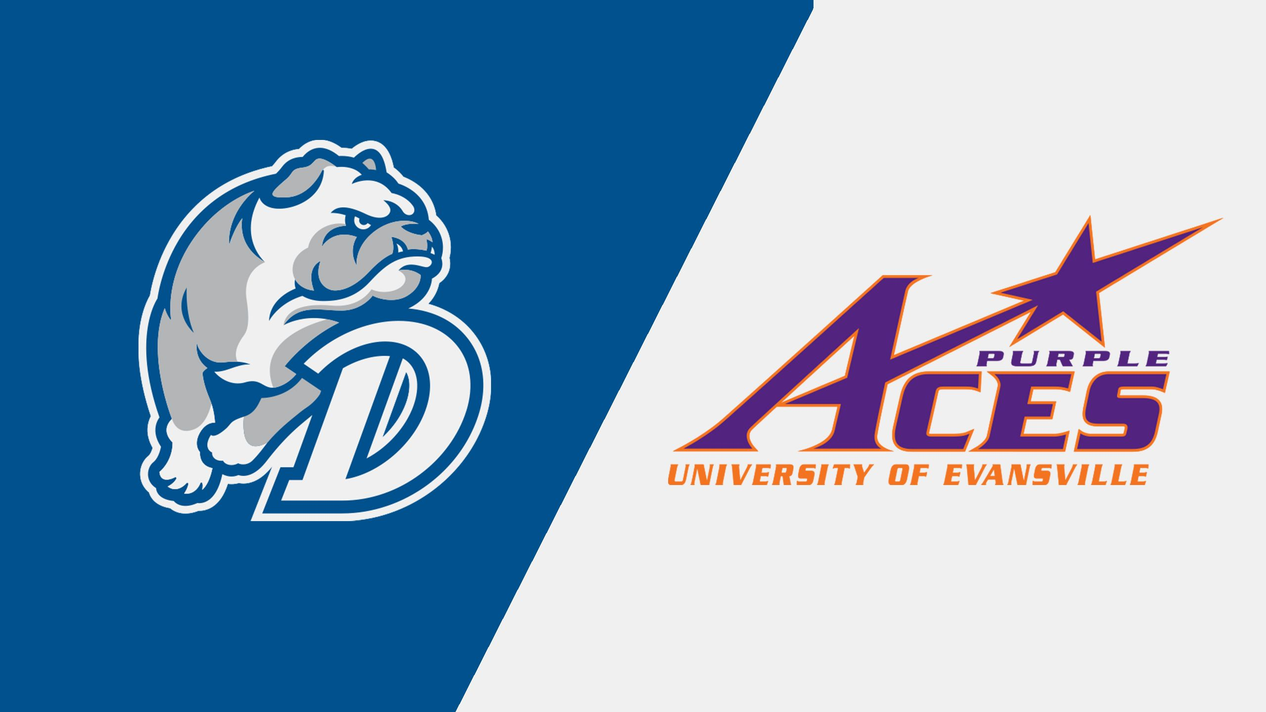 Drake vs. Evansville (Softball)