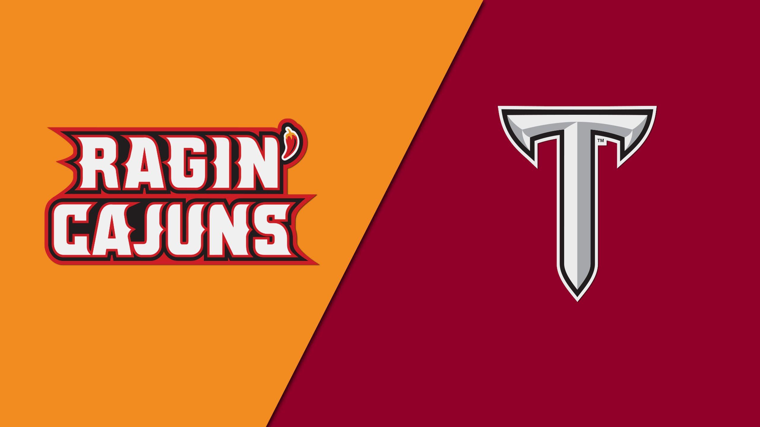 Louisiana vs. Troy (Softball)