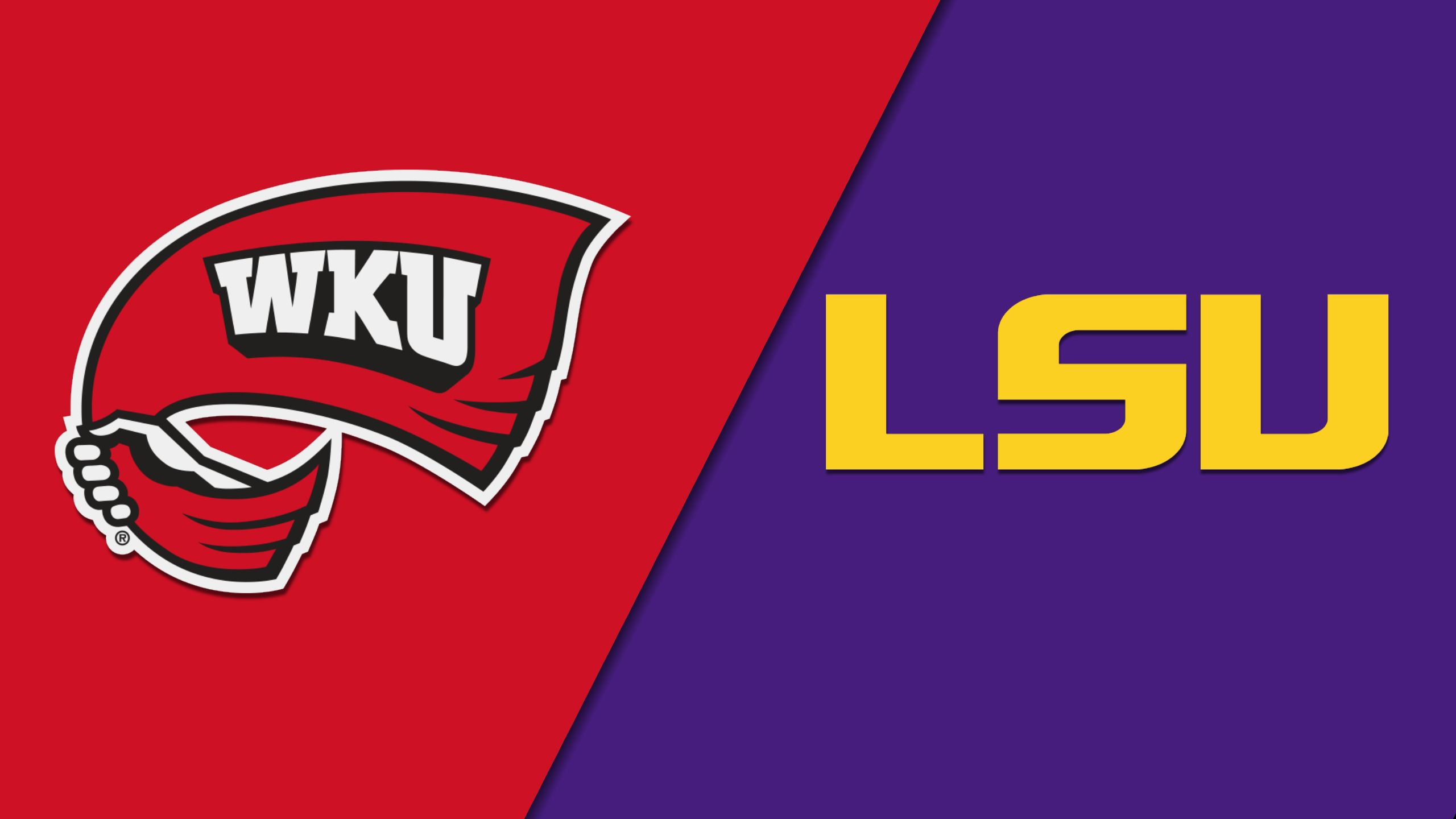 Western Kentucky vs. #8 LSU (Softball)
