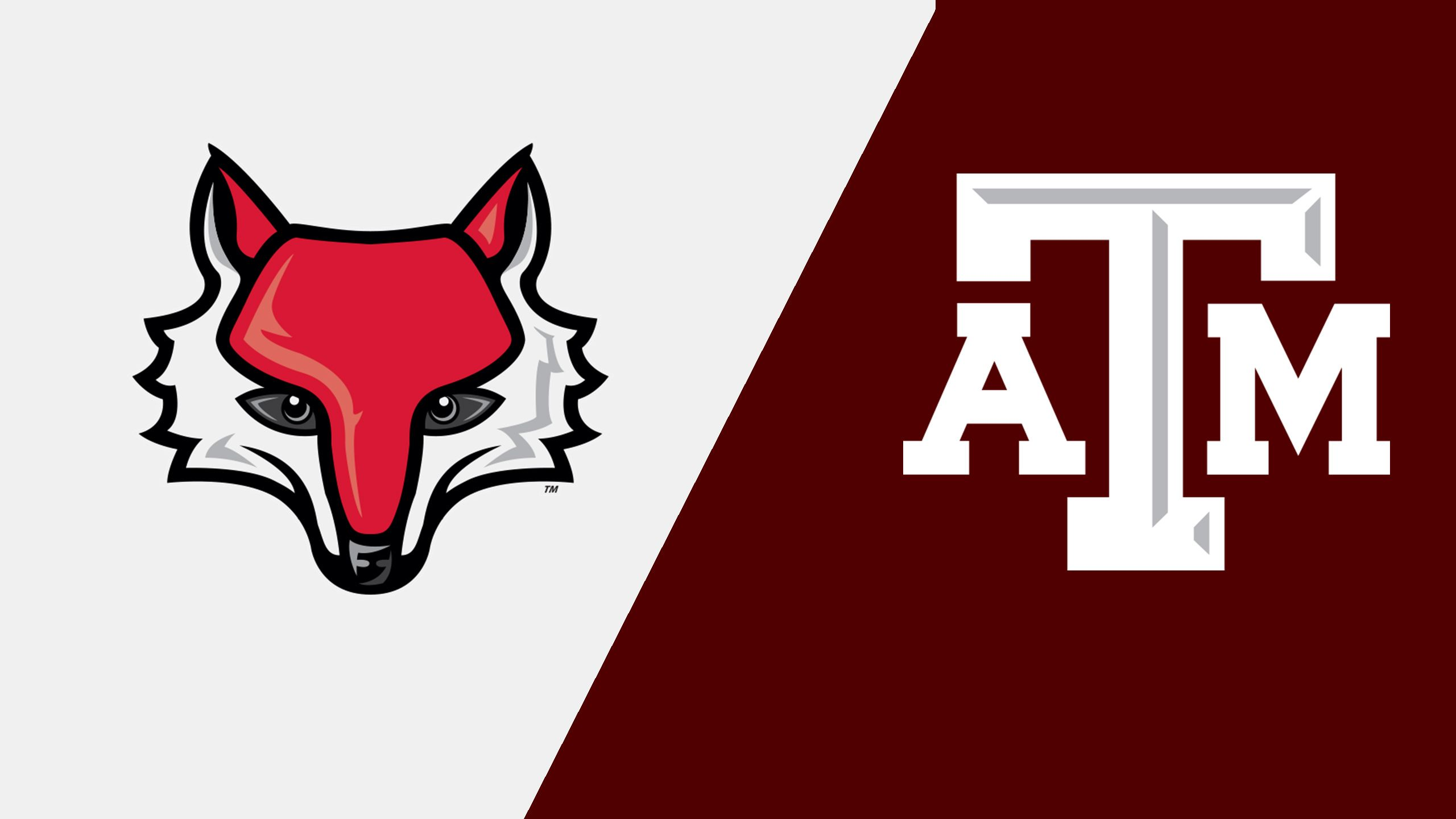 Marist vs. #7 Texas A&M (Softball)