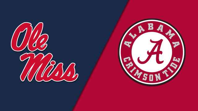 Ole Miss vs. #16 Alabama (Softball)