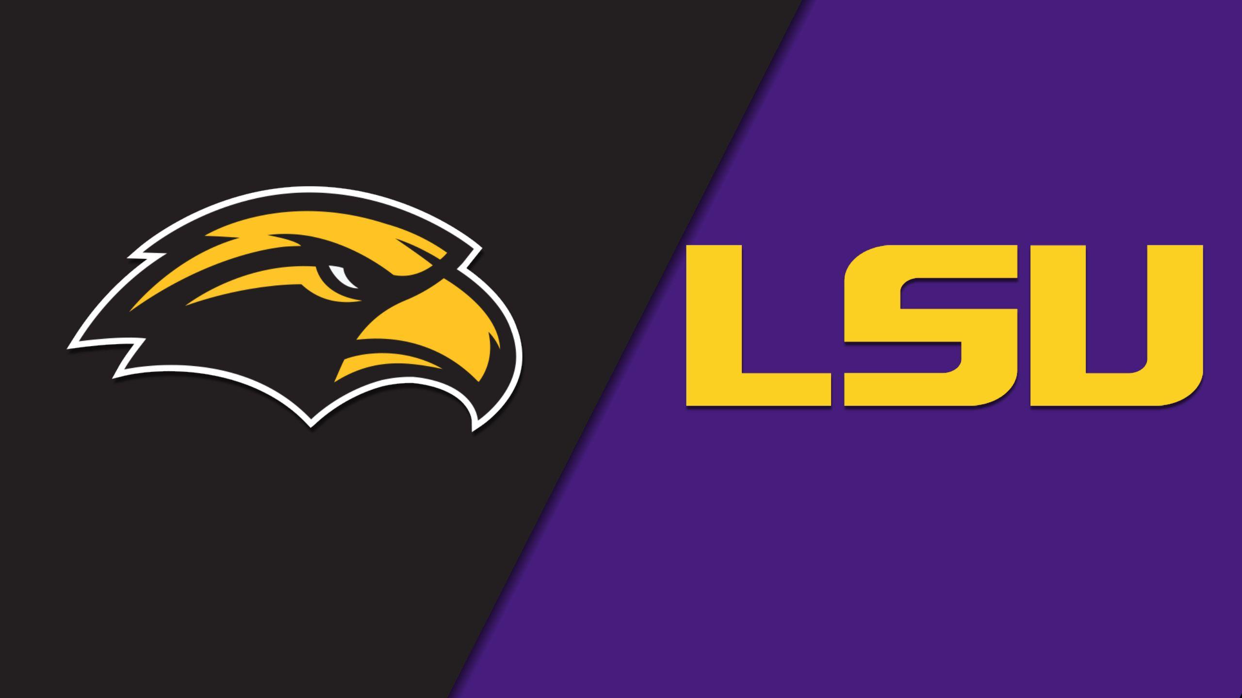 Southern Miss vs. #14 LSU (Softball)