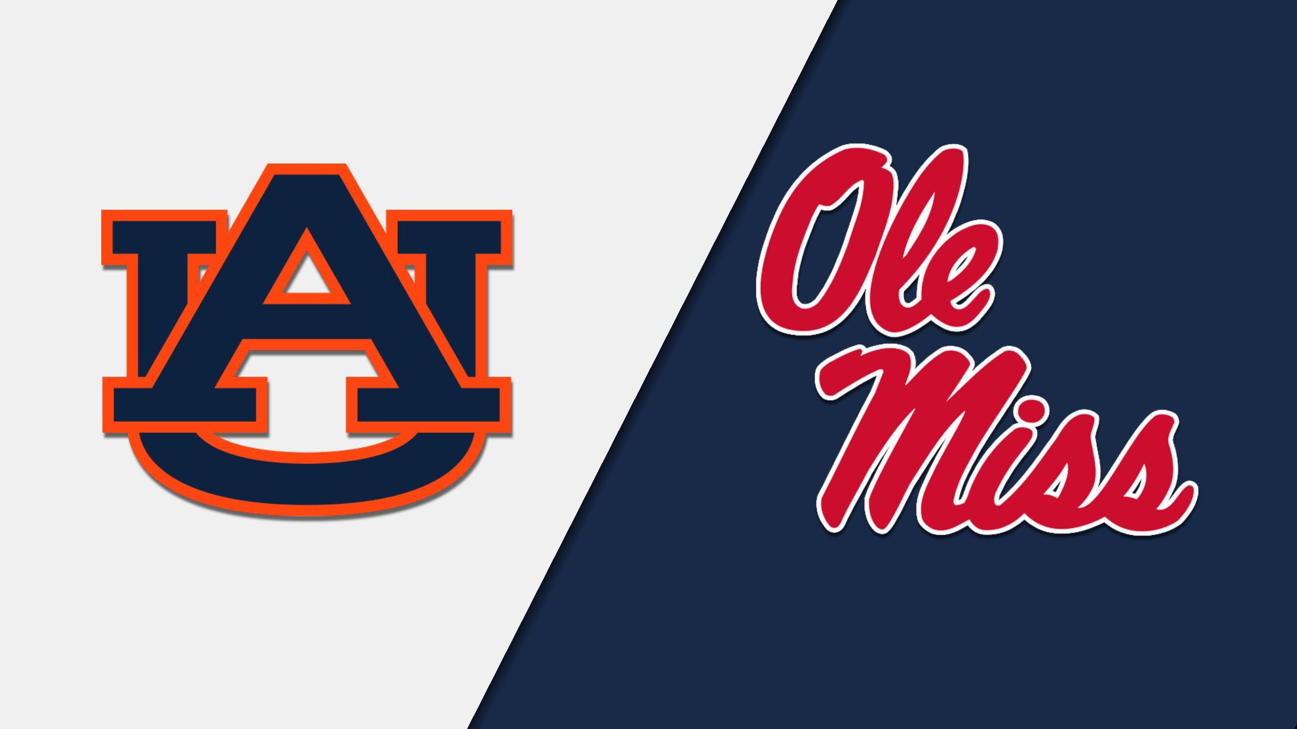 #13 Auburn vs. Ole Miss (Softball)