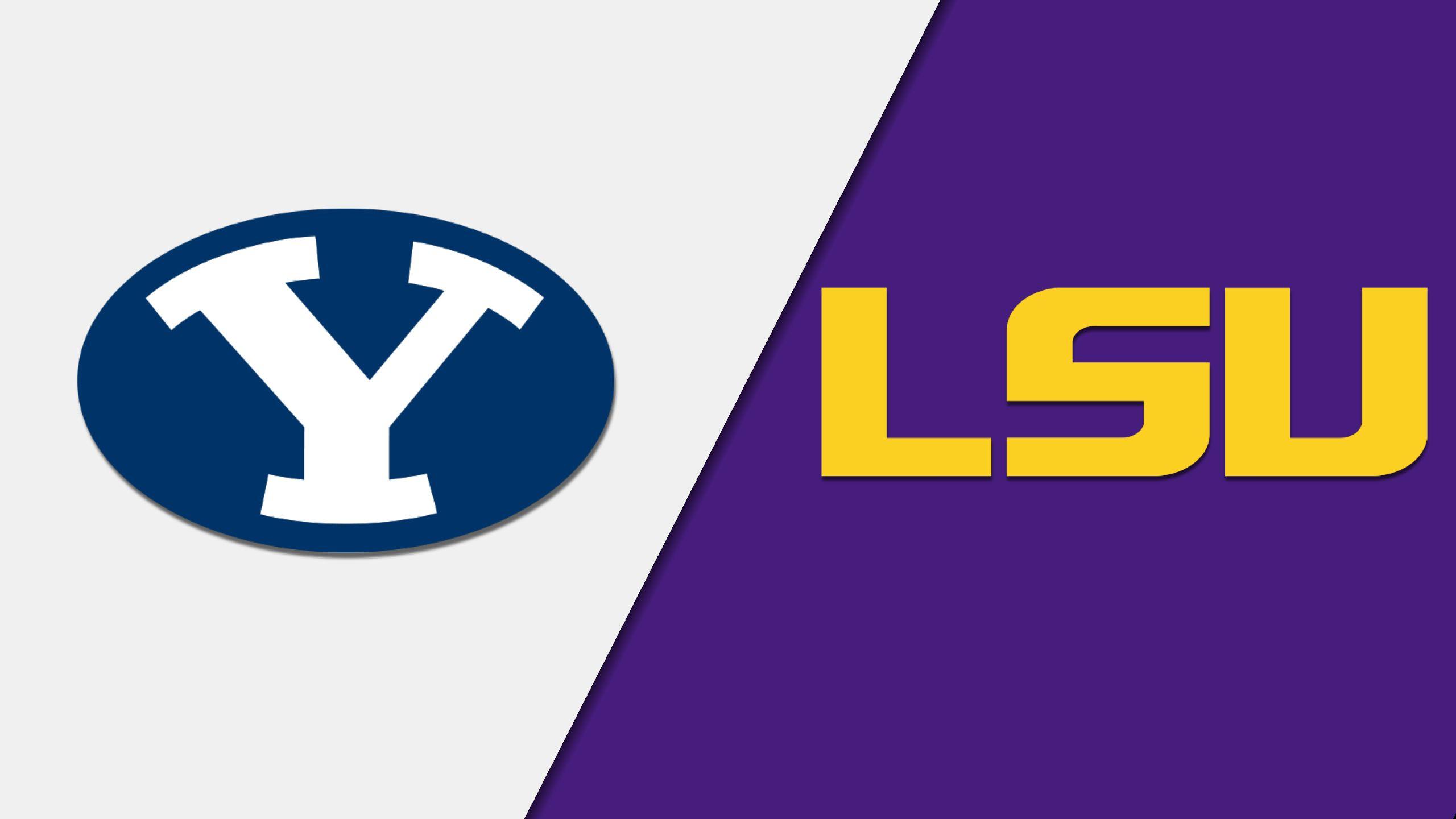 BYU vs. #11 LSU (Softball)