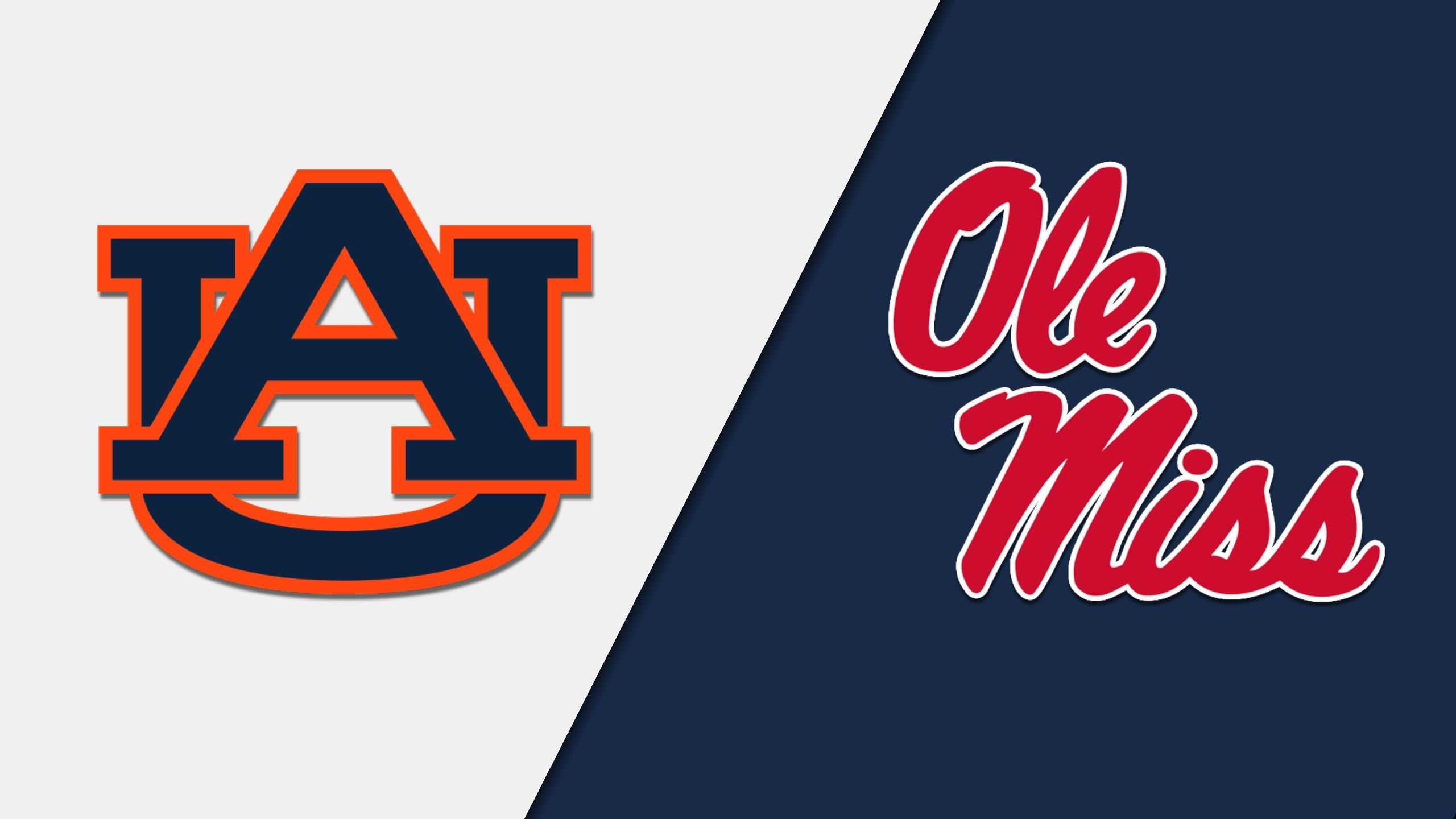 #13 Auburn vs. Ole Miss (Softball)