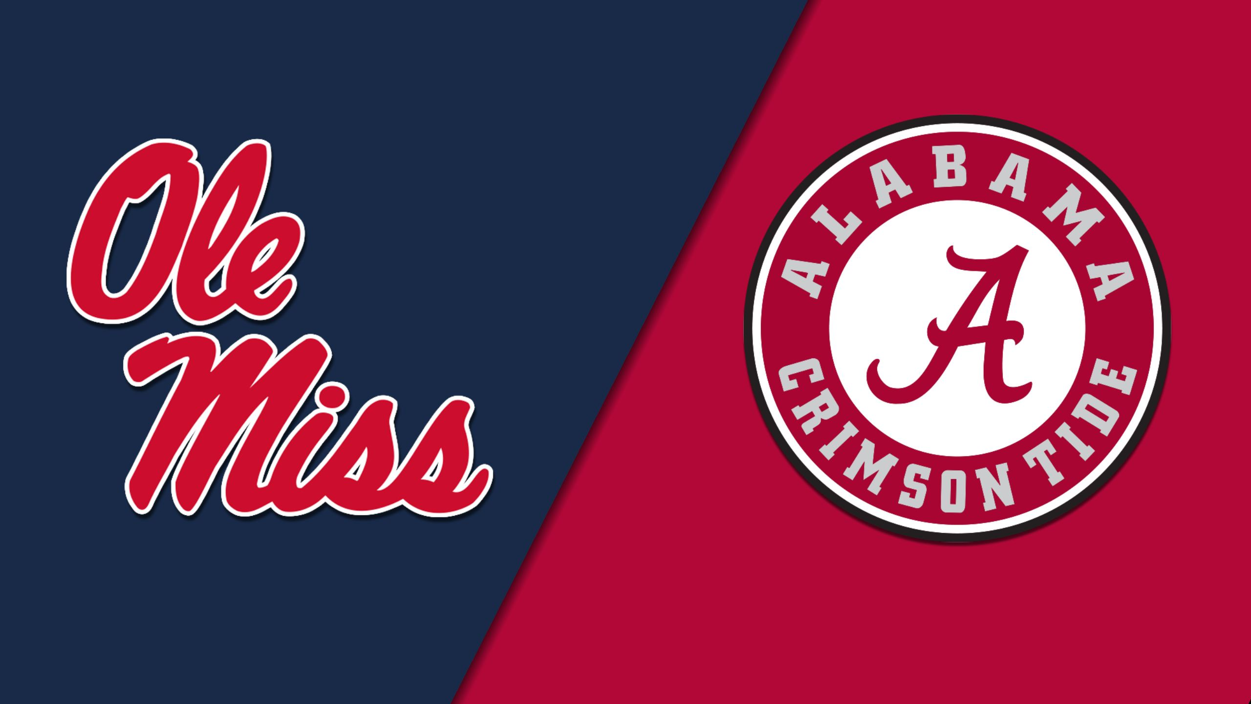 Ole Miss vs. #16 Alabama (Softball)
