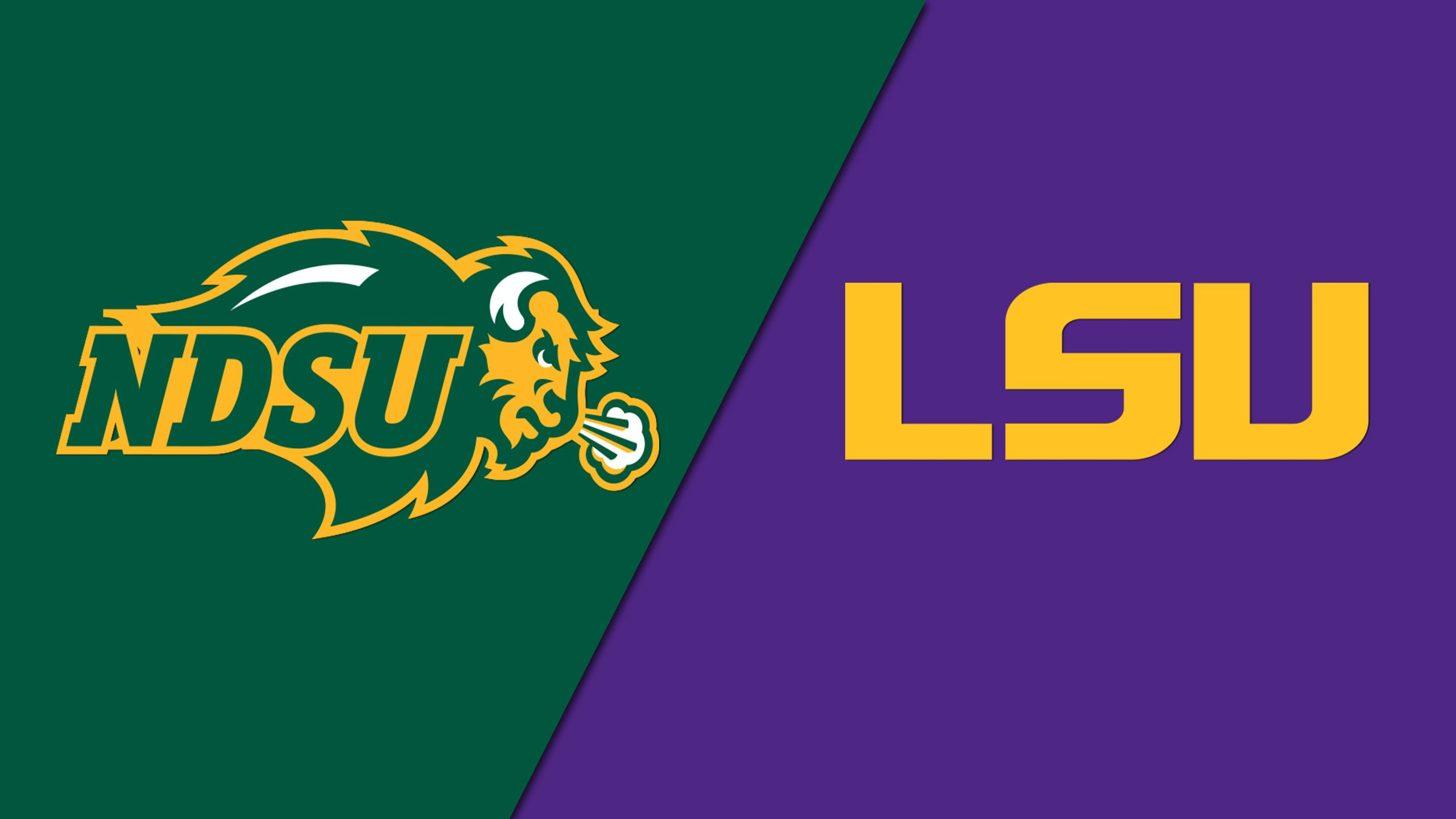 North Dakota State vs. #11 LSU (Softball)