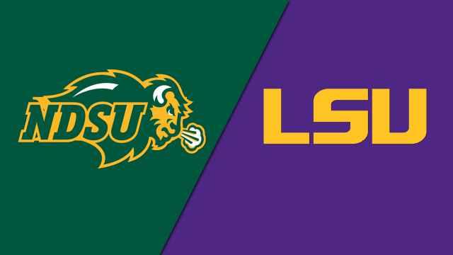 North Dakota State vs. #11 LSU (Softball)