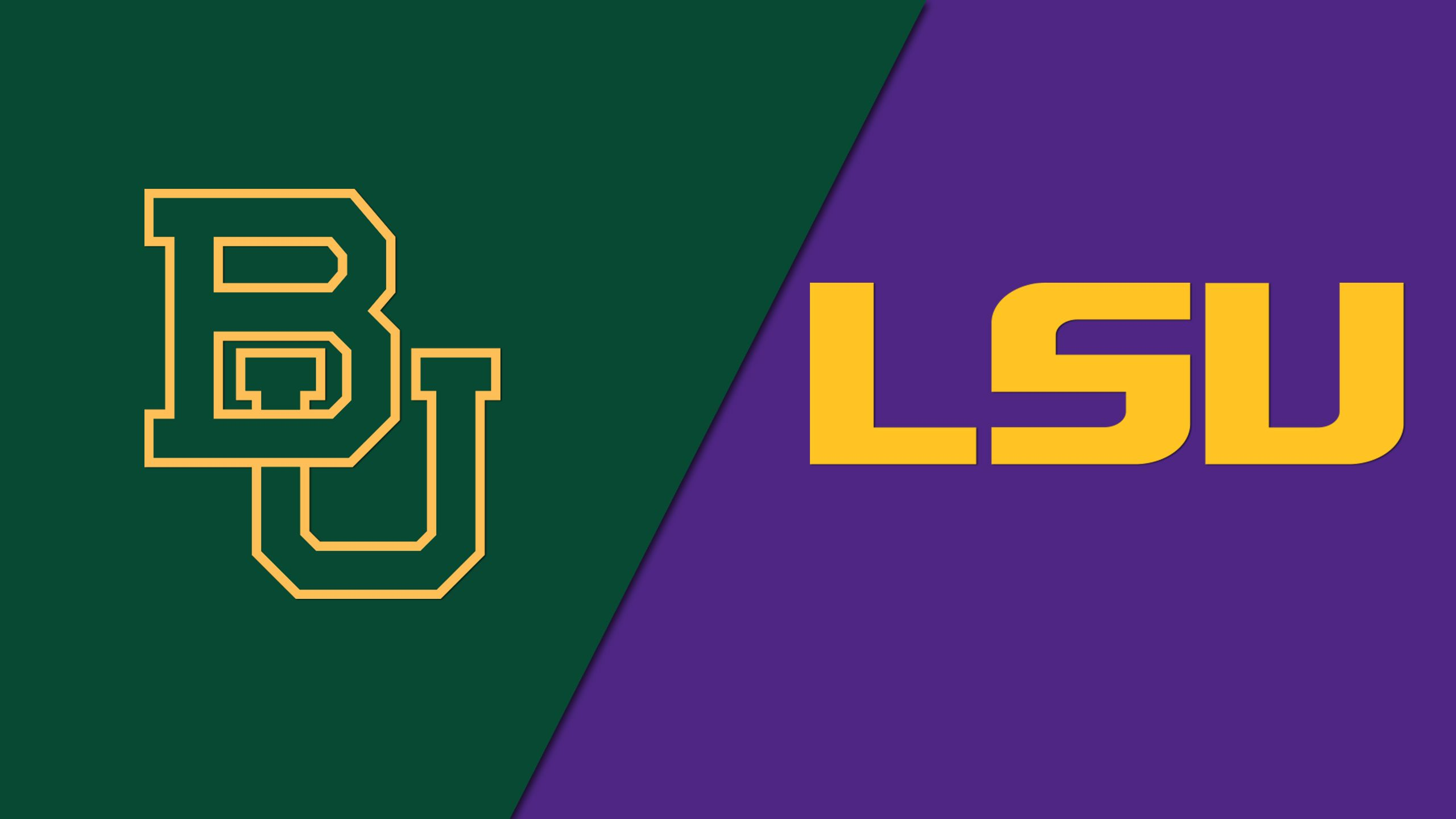 #14 Baylor vs. #11 LSU (Softball)