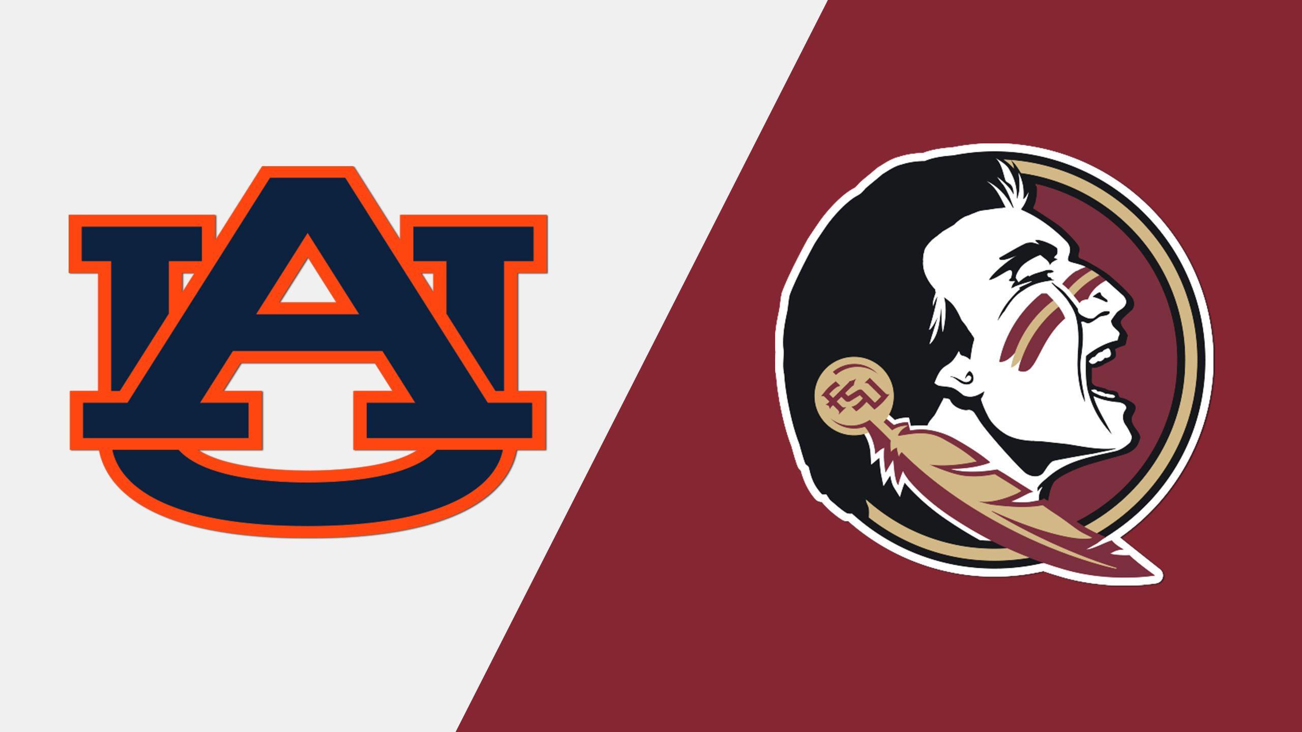 Auburn vs. #6 Florida State (Site 7 / Game 3) (NCAA Softball Championship) (re-air)