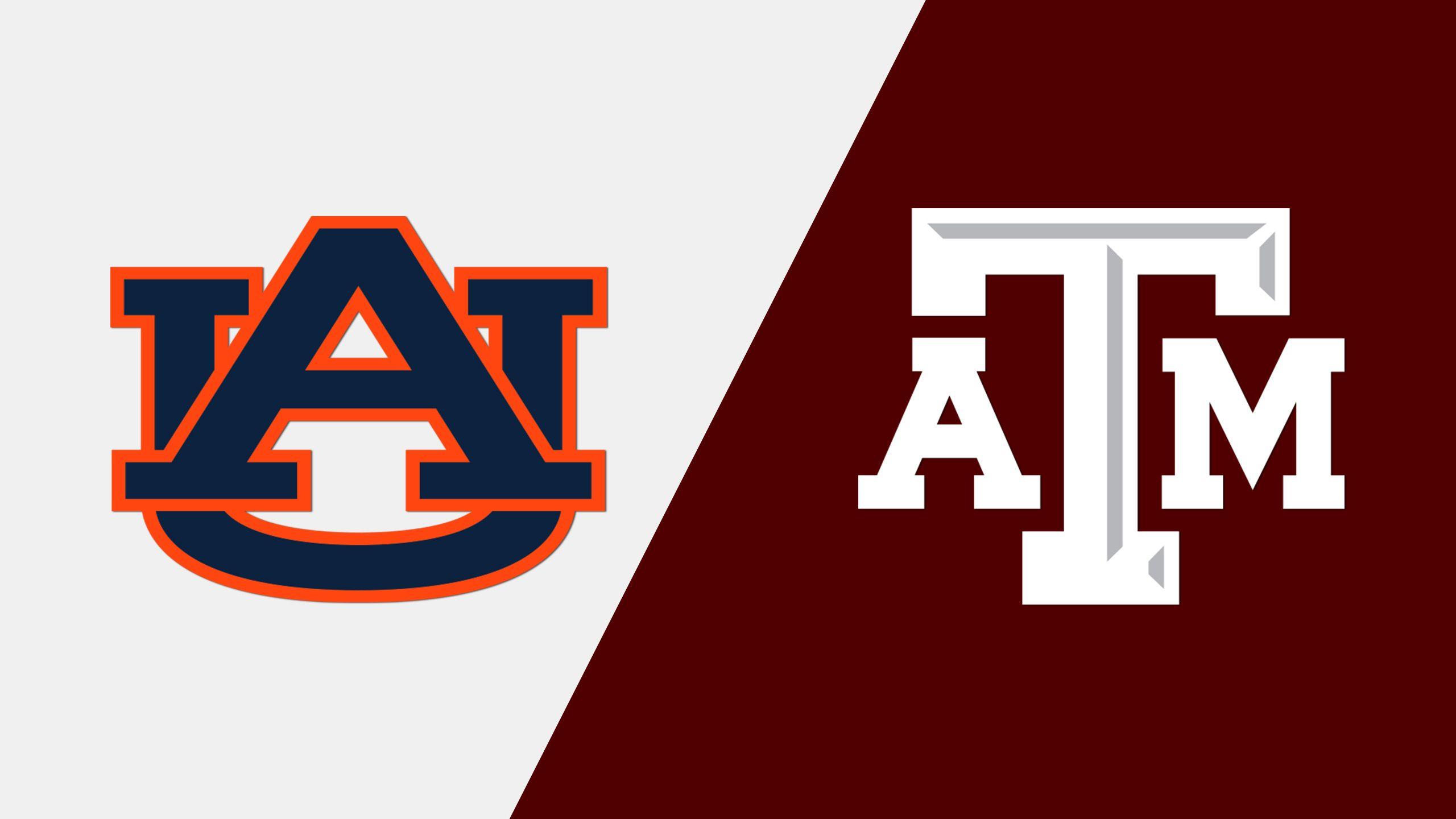 #15 Auburn vs. #12 Texas A&M (Softball)