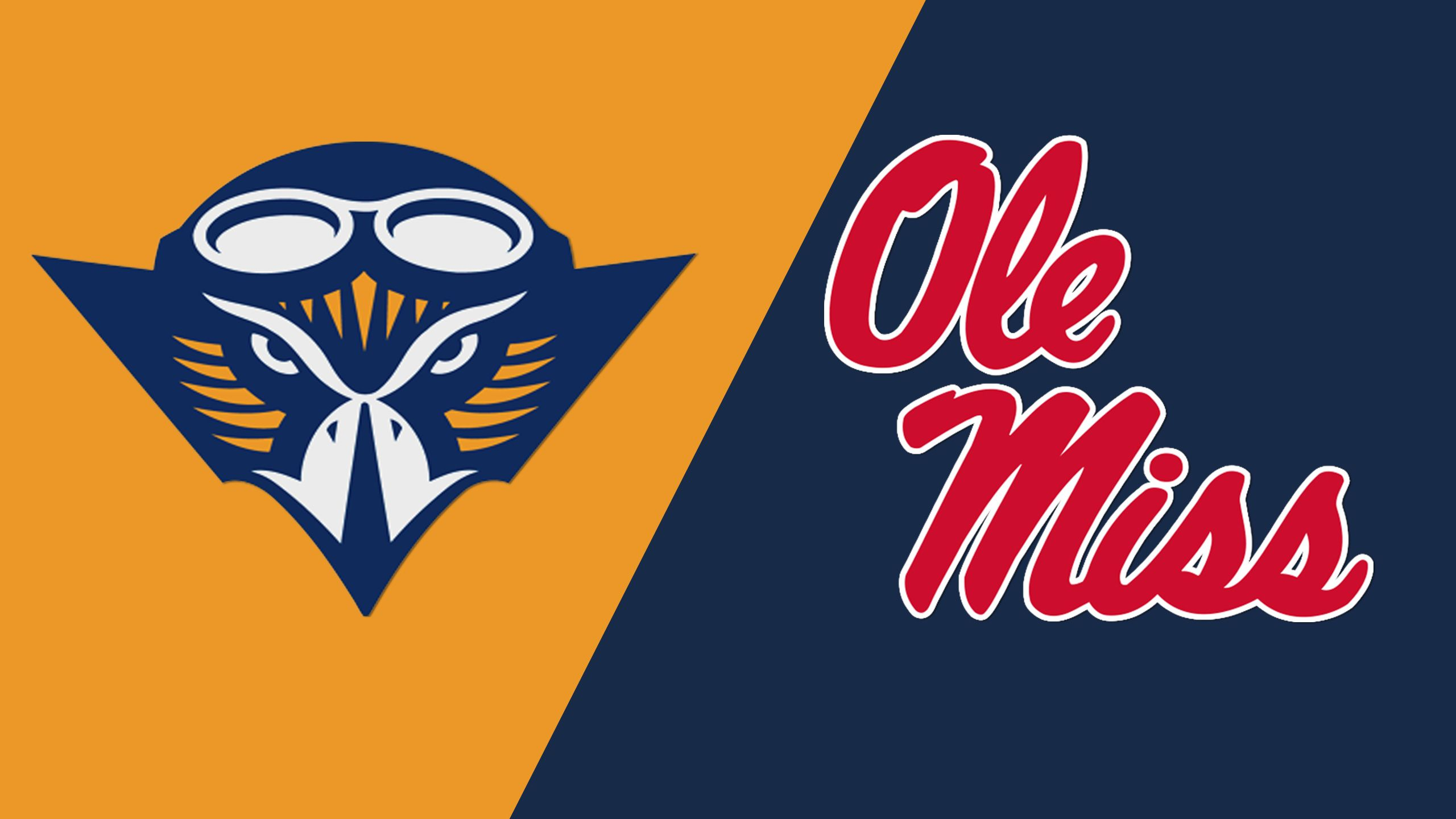 UT Martin vs. Ole Miss (Softball)