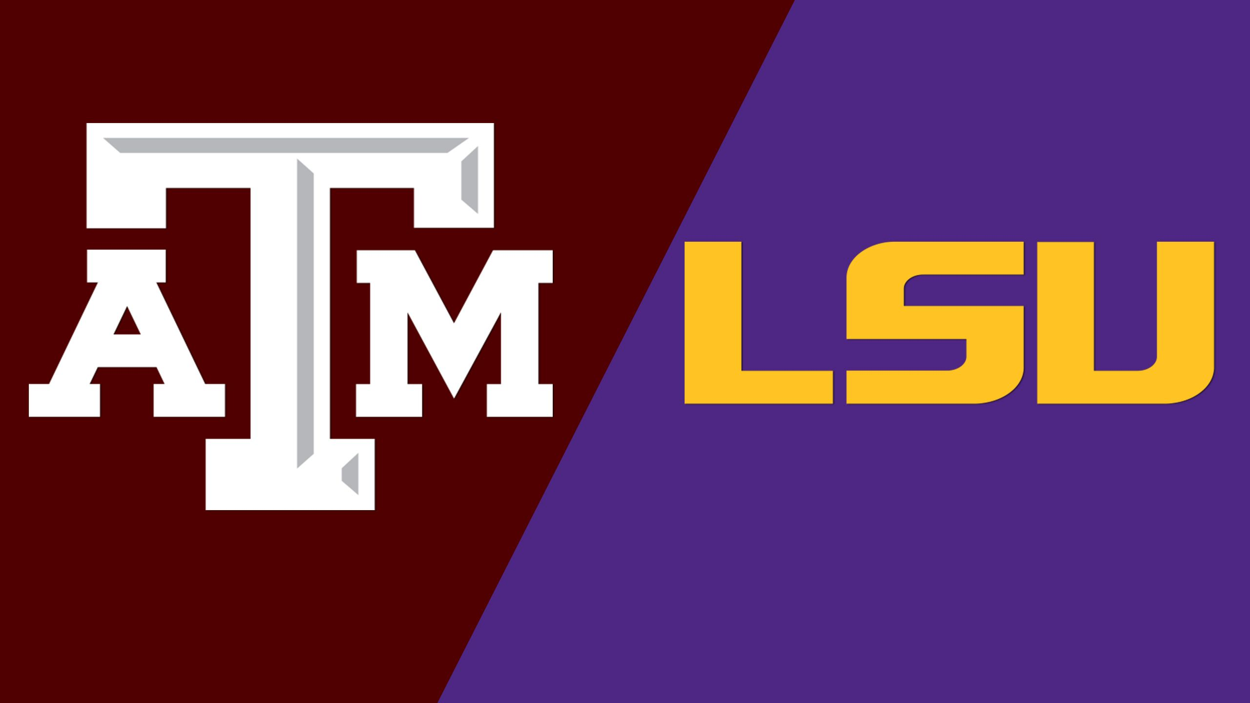 #9 Texas A&M vs. #15 LSU (Softball)